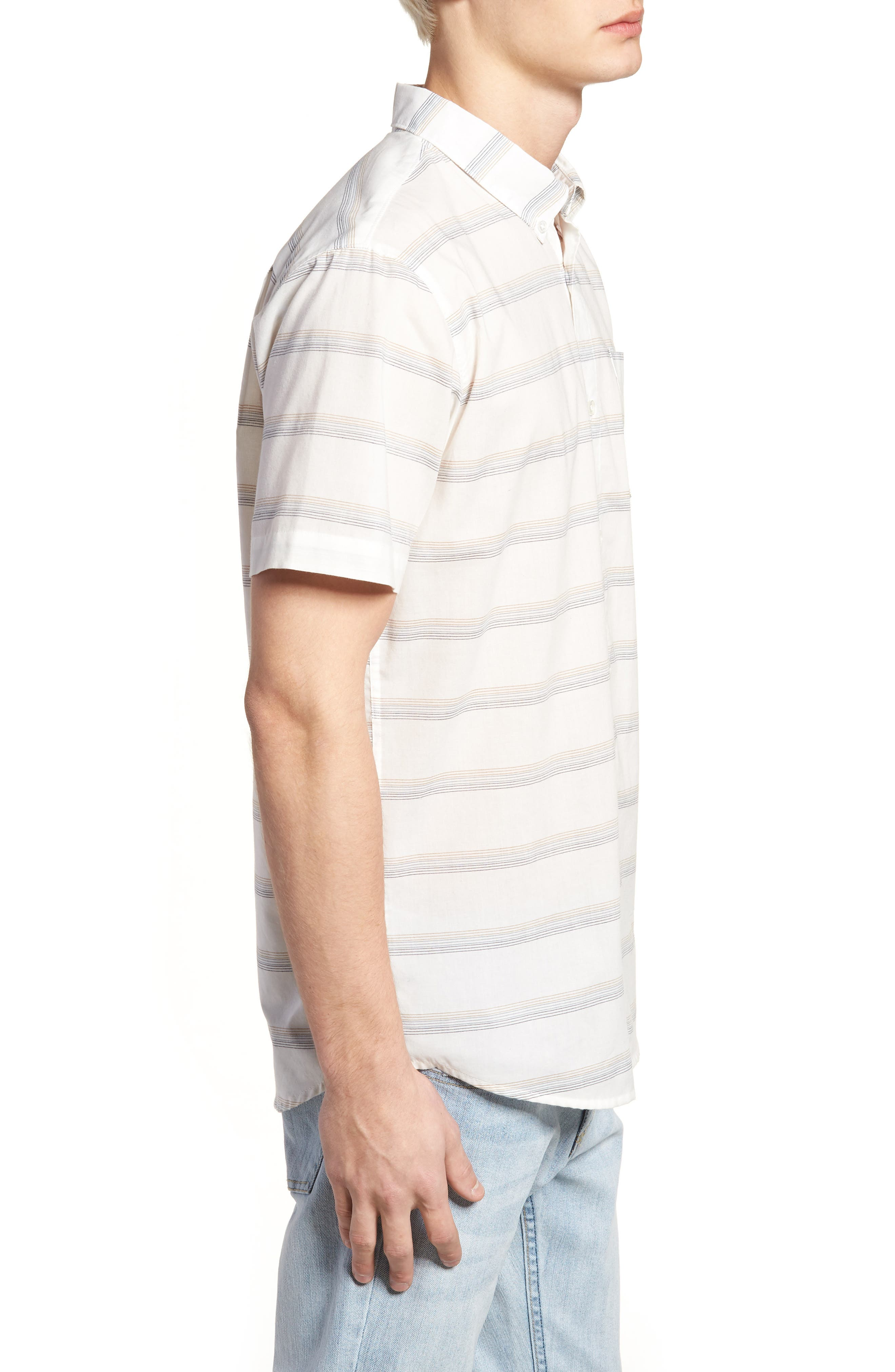 Pickett Woven Shirt,                             Alternate thumbnail 6, color,