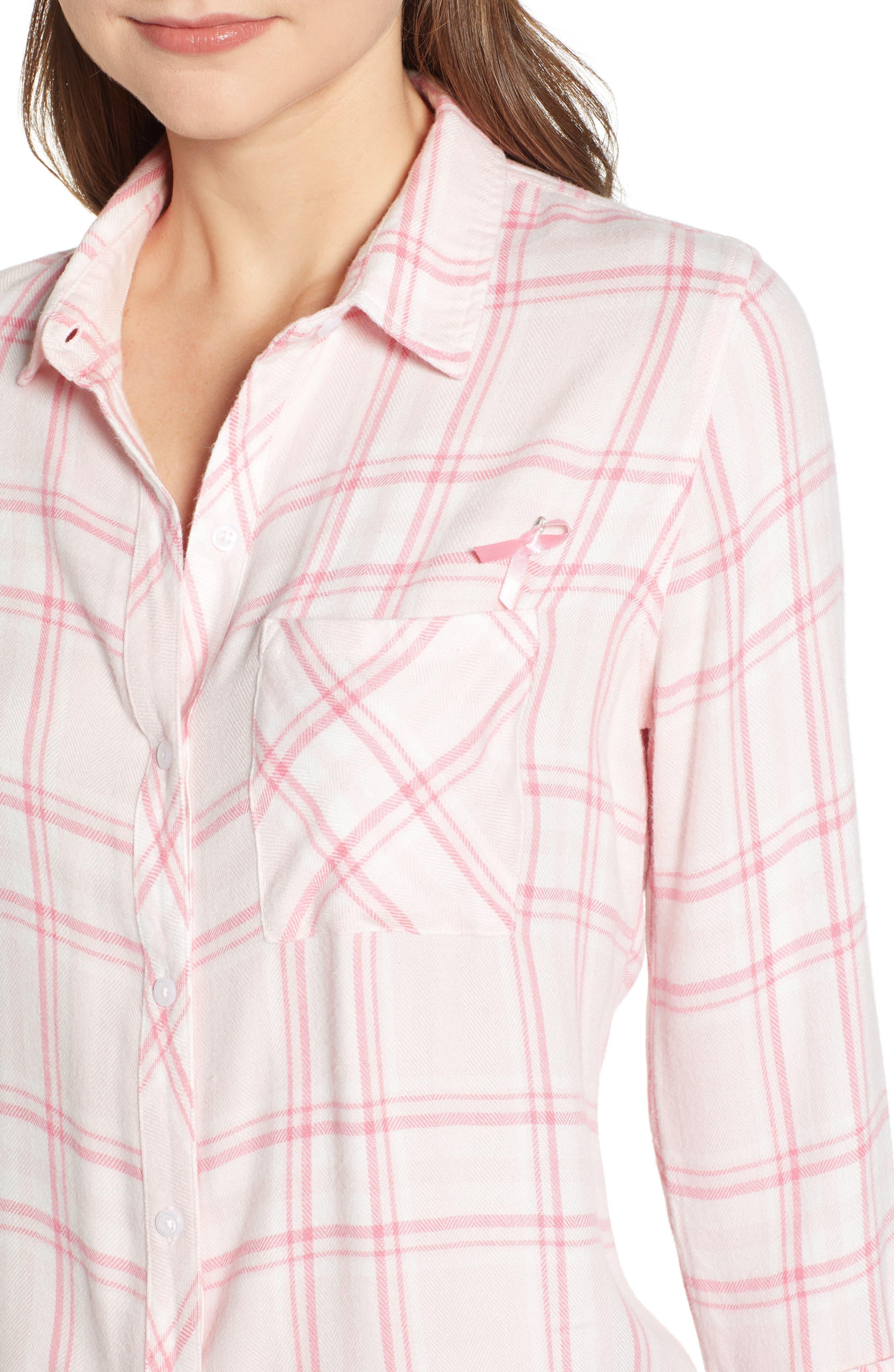 Hunter Plaid Shirt,                             Alternate thumbnail 4, color,                             675