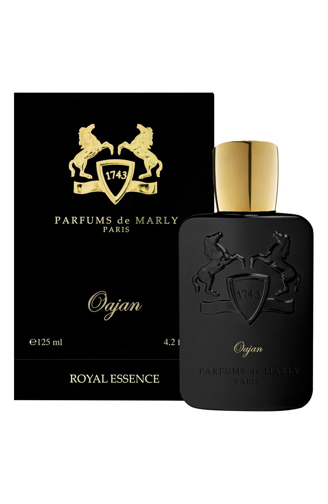 Oajan Eau de Parfum,                             Alternate thumbnail 3, color,                             NO COLOR