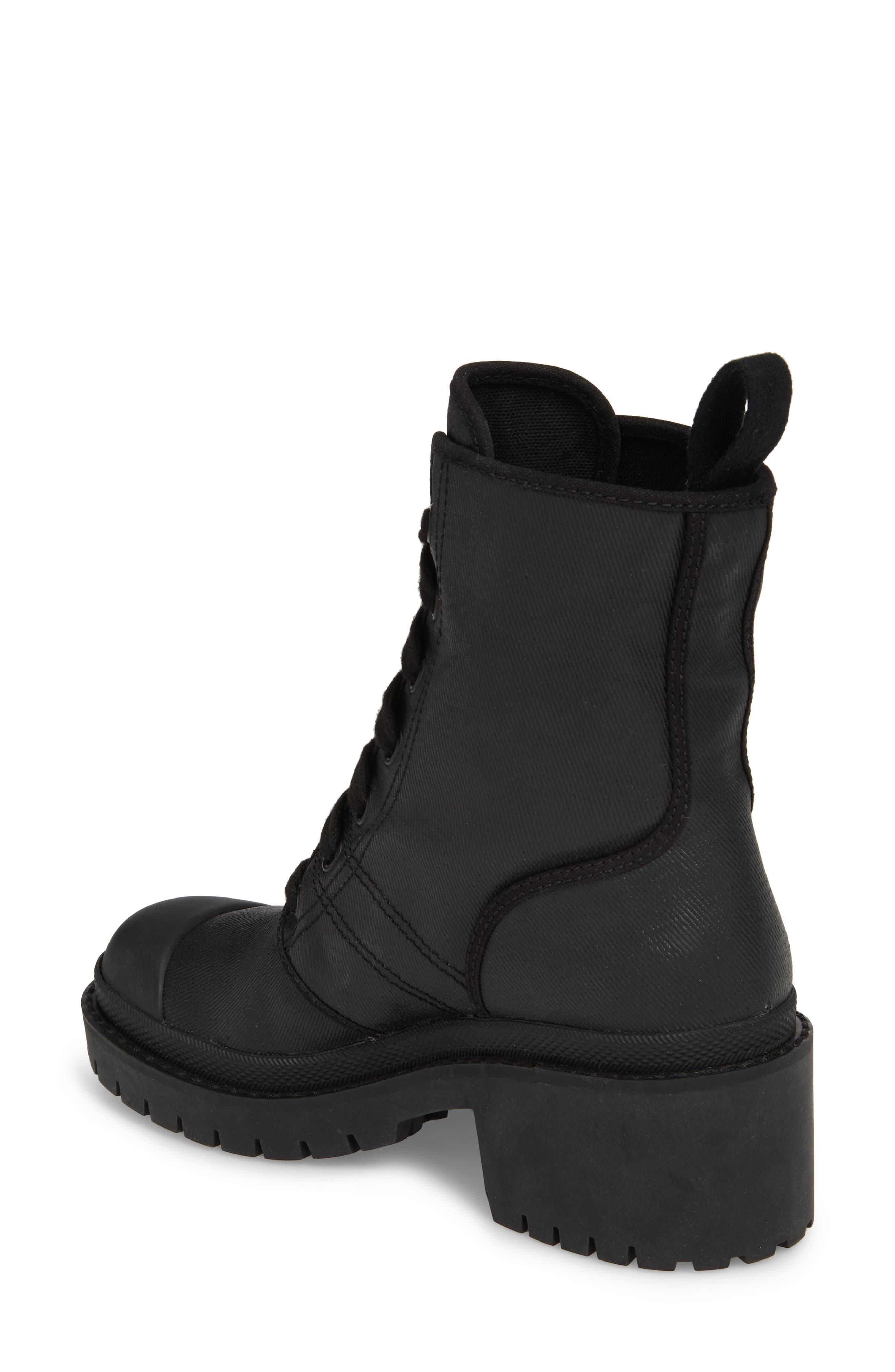 Bristol Lace-Up Boot,                             Alternate thumbnail 2, color,                             001