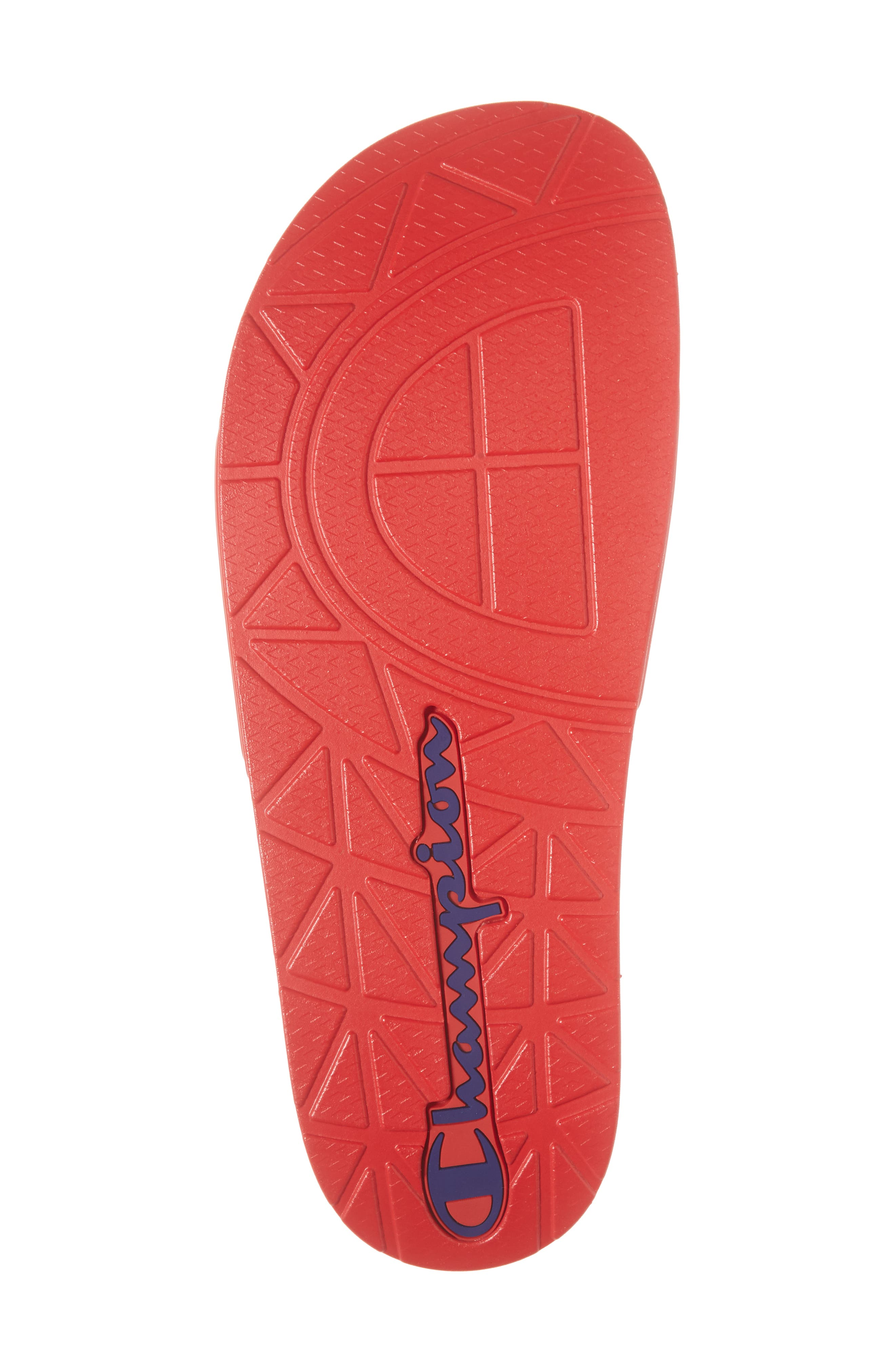 IPO Sports Slide,                             Alternate thumbnail 6, color,                             RED