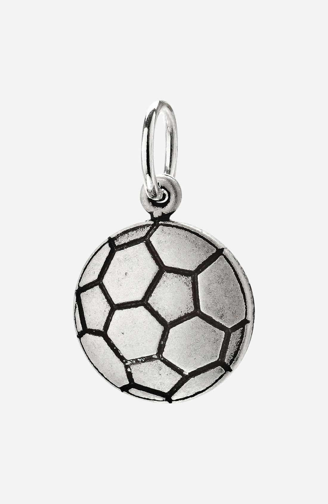 'Create - Hobby' Soccer Ball Charm,                             Main thumbnail 1, color,