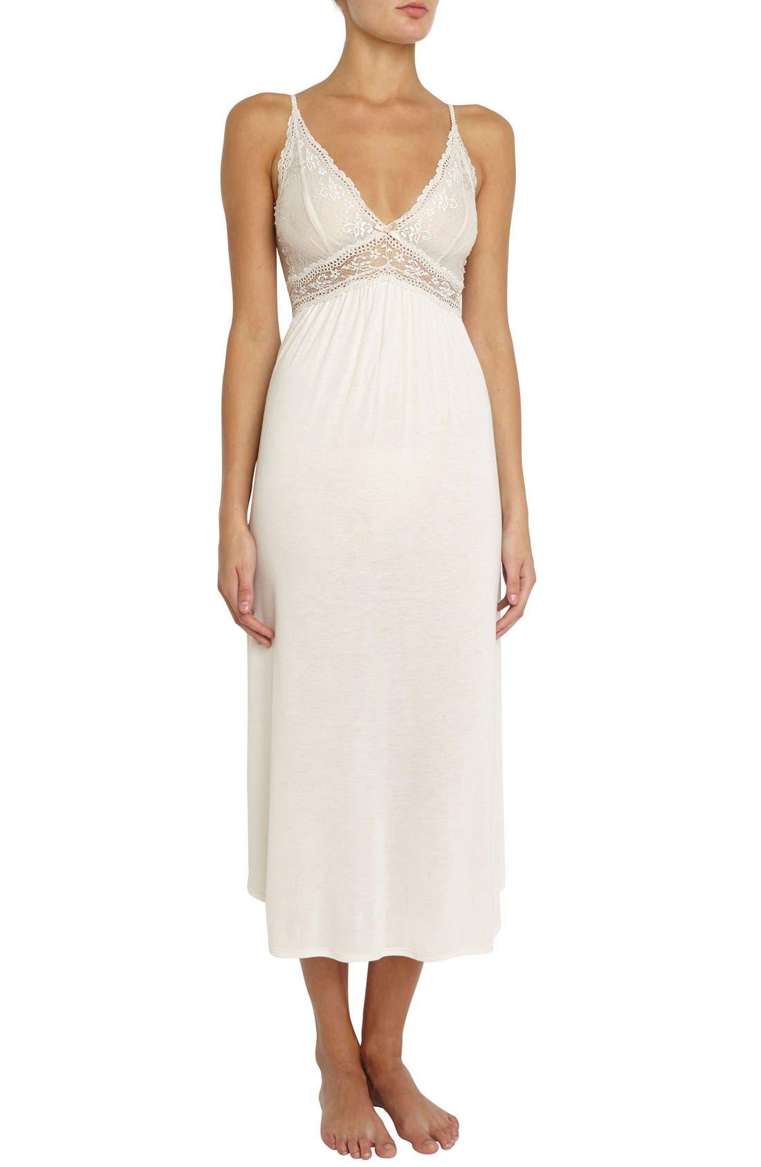 'Colette' Nightgown,                             Main thumbnail 4, color,