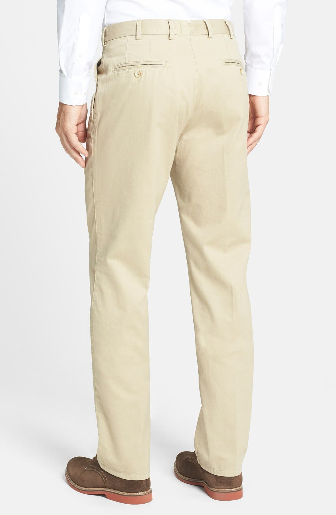 Garment Washed Twill Pants,                             Alternate thumbnail 26, color,