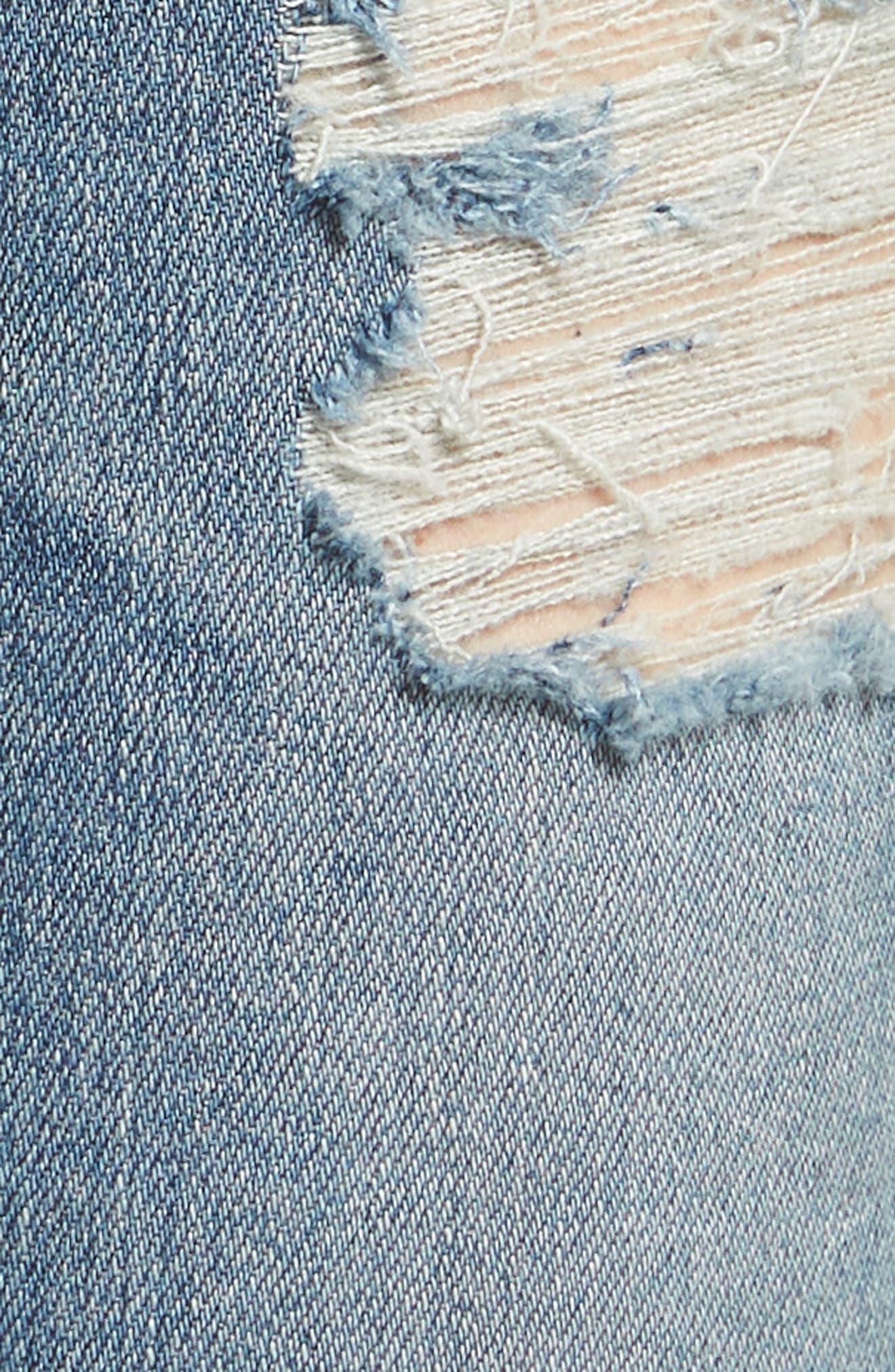 The Legging Ankle Super Skinny Jeans,                             Alternate thumbnail 67, color,
