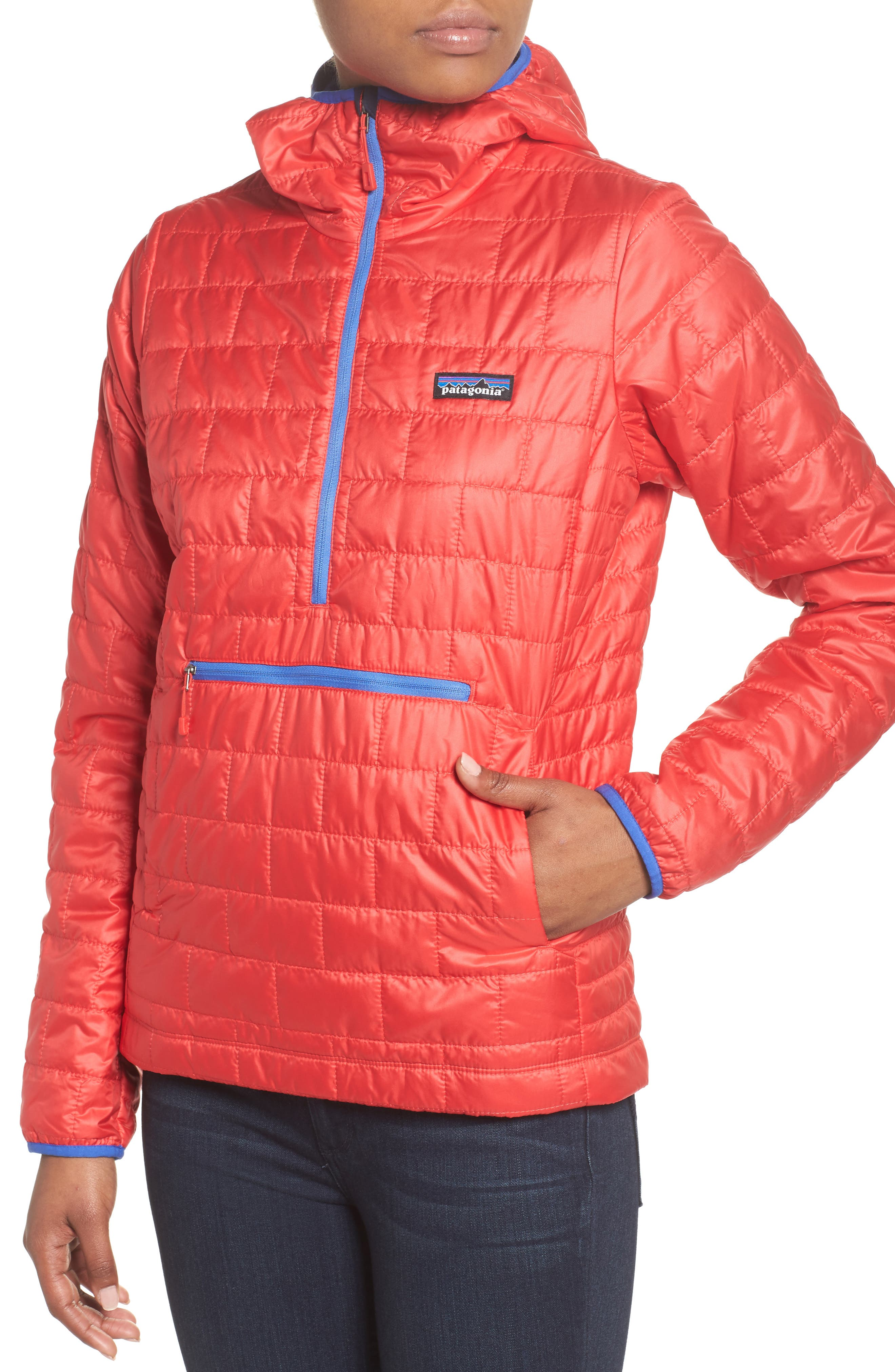 Nano Puff<sup>®</sup> Bivy Water Resistant Jacket,                             Alternate thumbnail 19, color,