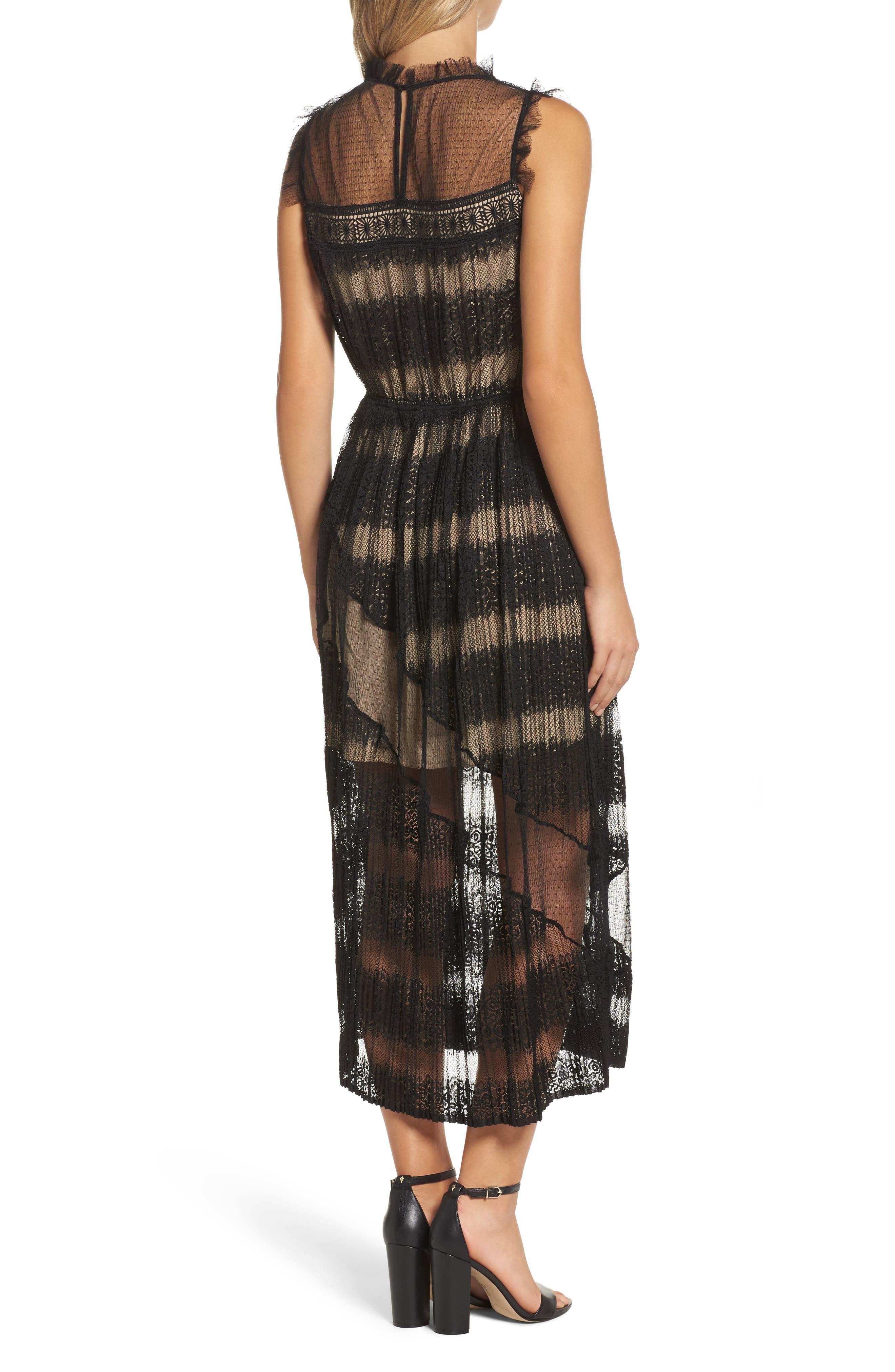 Mixed Media Dress,                             Alternate thumbnail 2, color,