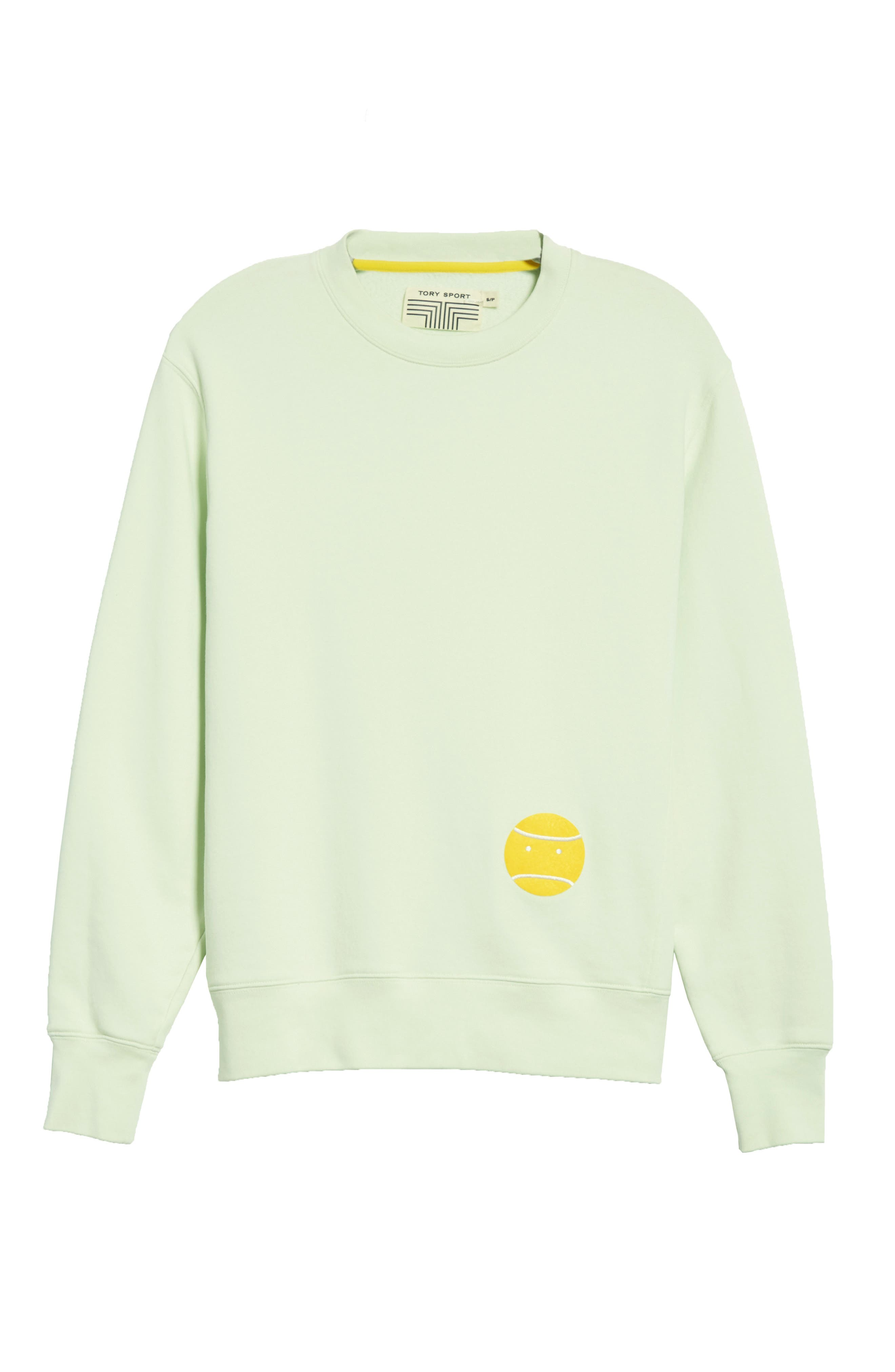Little Grump French Terry Sweatshirt,                             Alternate thumbnail 7, color,                             328