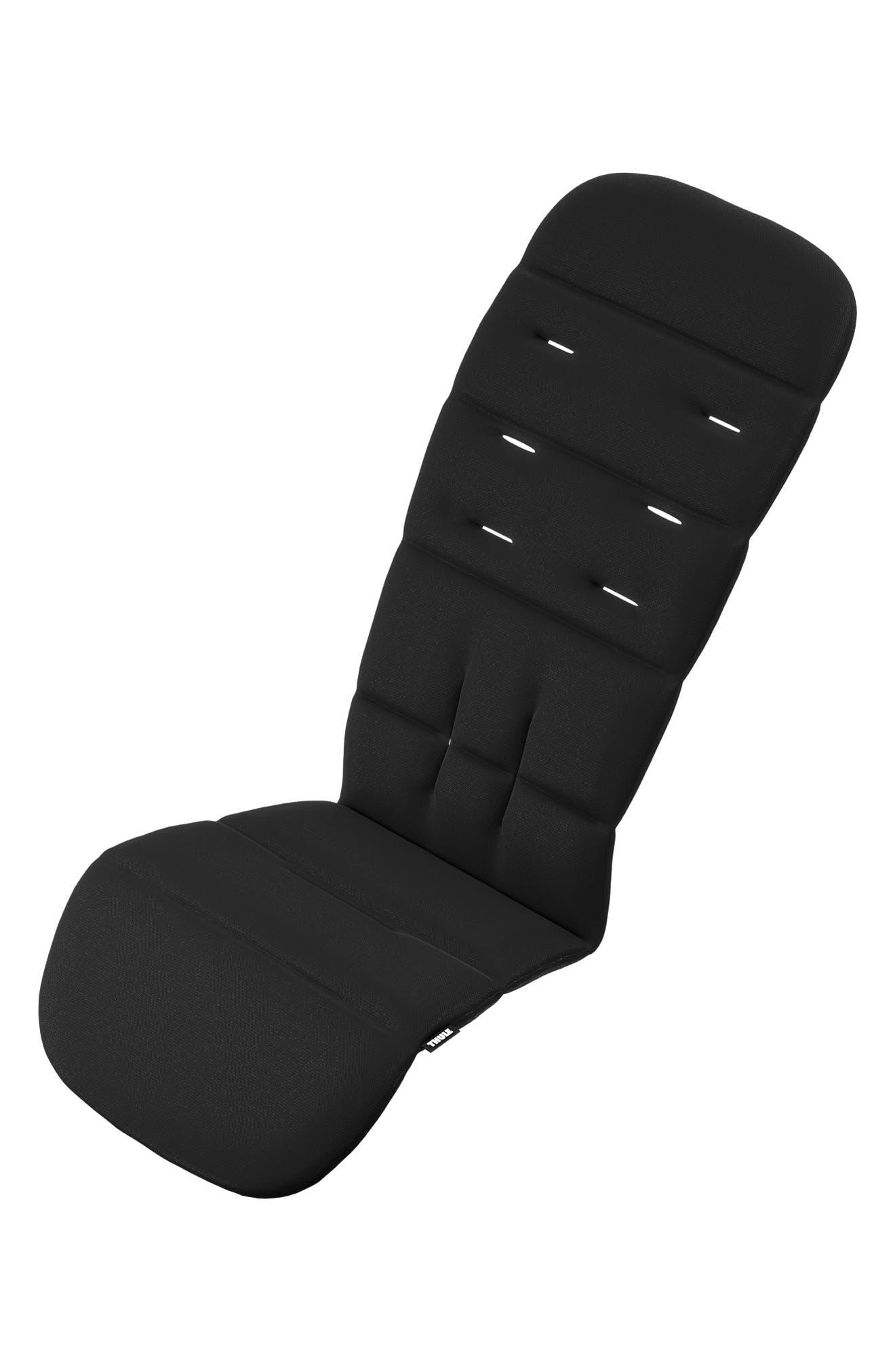 THULE,                             Stroller Seat Liner,                             Main thumbnail 1, color,                             BLACK
