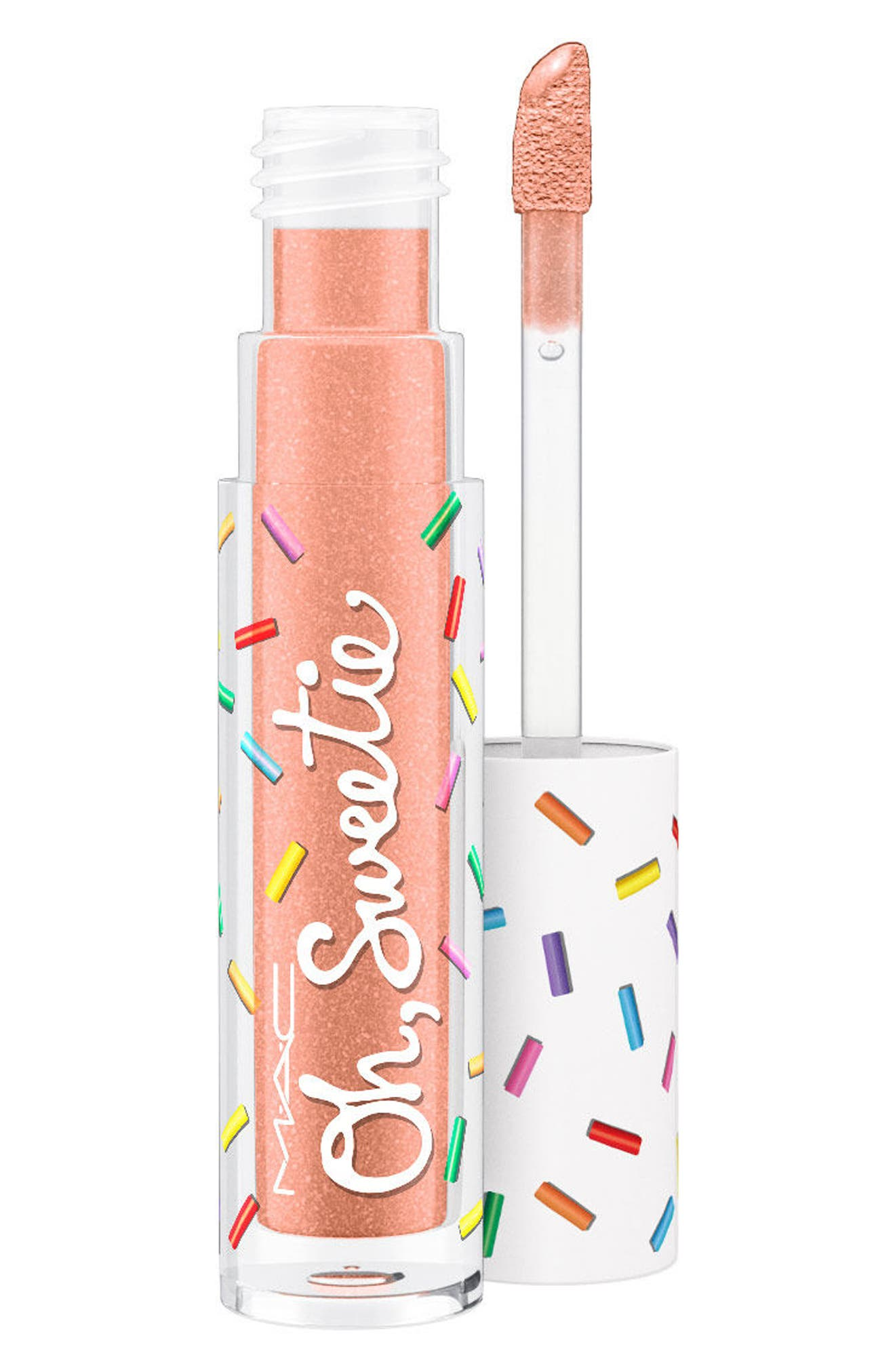 MAC Oh, Sweetie Lipcolor,                             Alternate thumbnail 2, color,                             COCONUT MACAROON