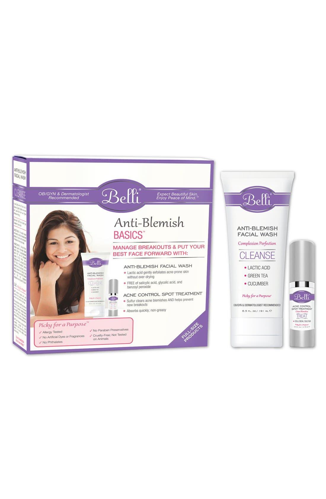Anti-Blemish Basics with Anti-Blemish Facial Wash (6.5 oz.) & Acne Control Spot Treatment,                             Alternate thumbnail 7, color,                             WHITE