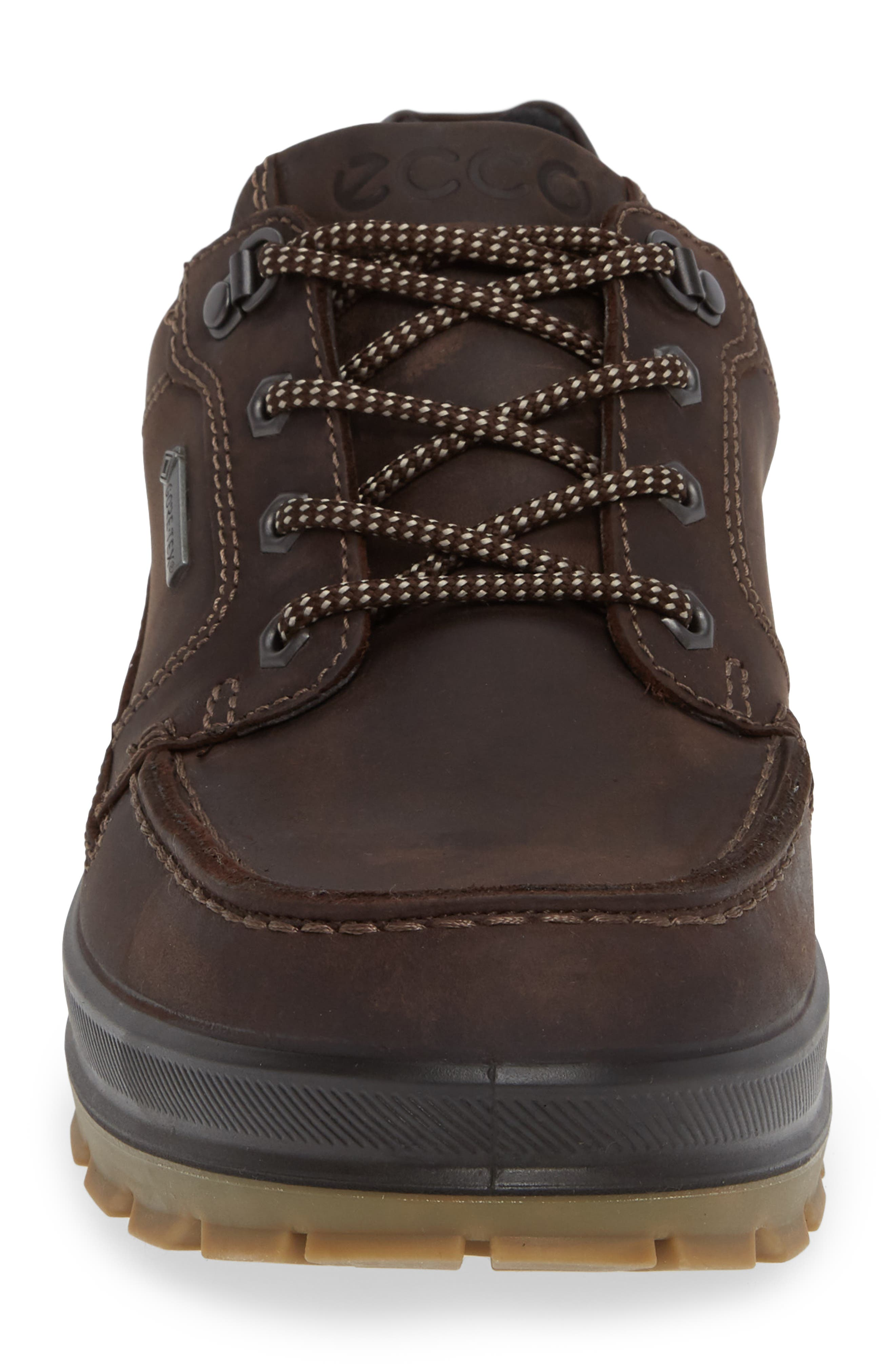 Rugged Track Low Gore-Tex<sup>®</sup> Oxford,                             Alternate thumbnail 4, color,                             MOCHA LEATHER