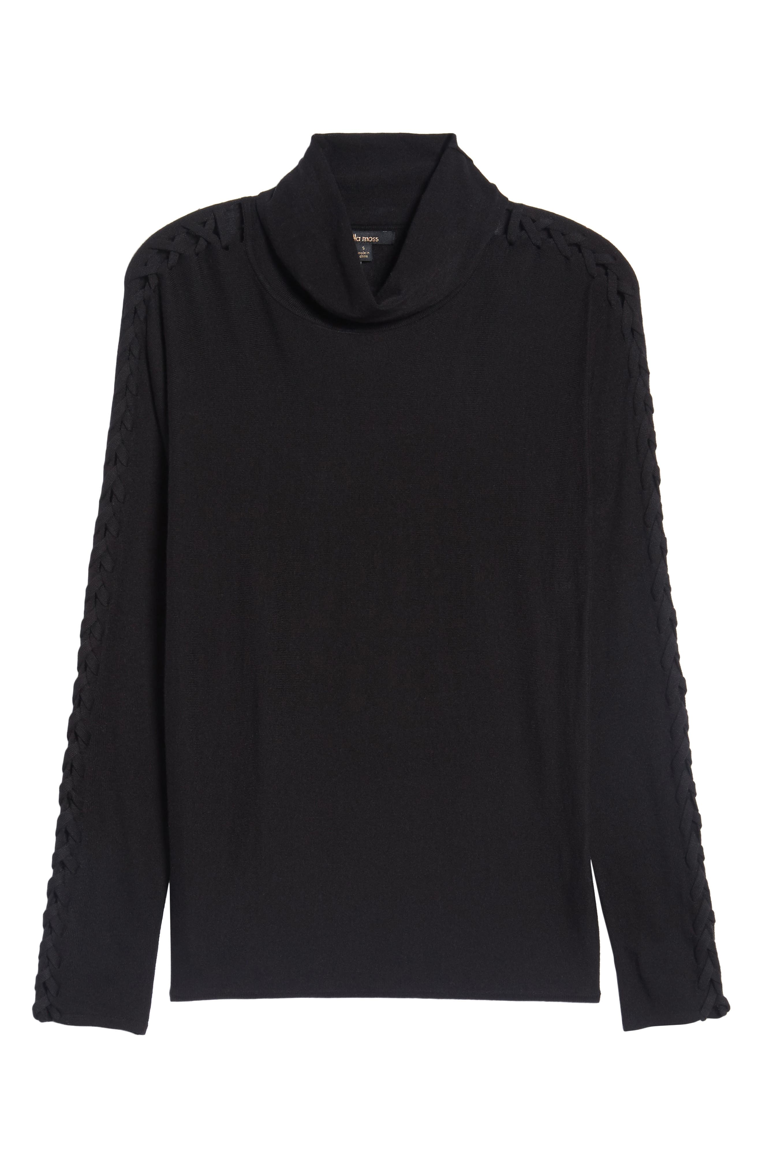 Victoire Turtleneck Sweater,                             Alternate thumbnail 11, color,