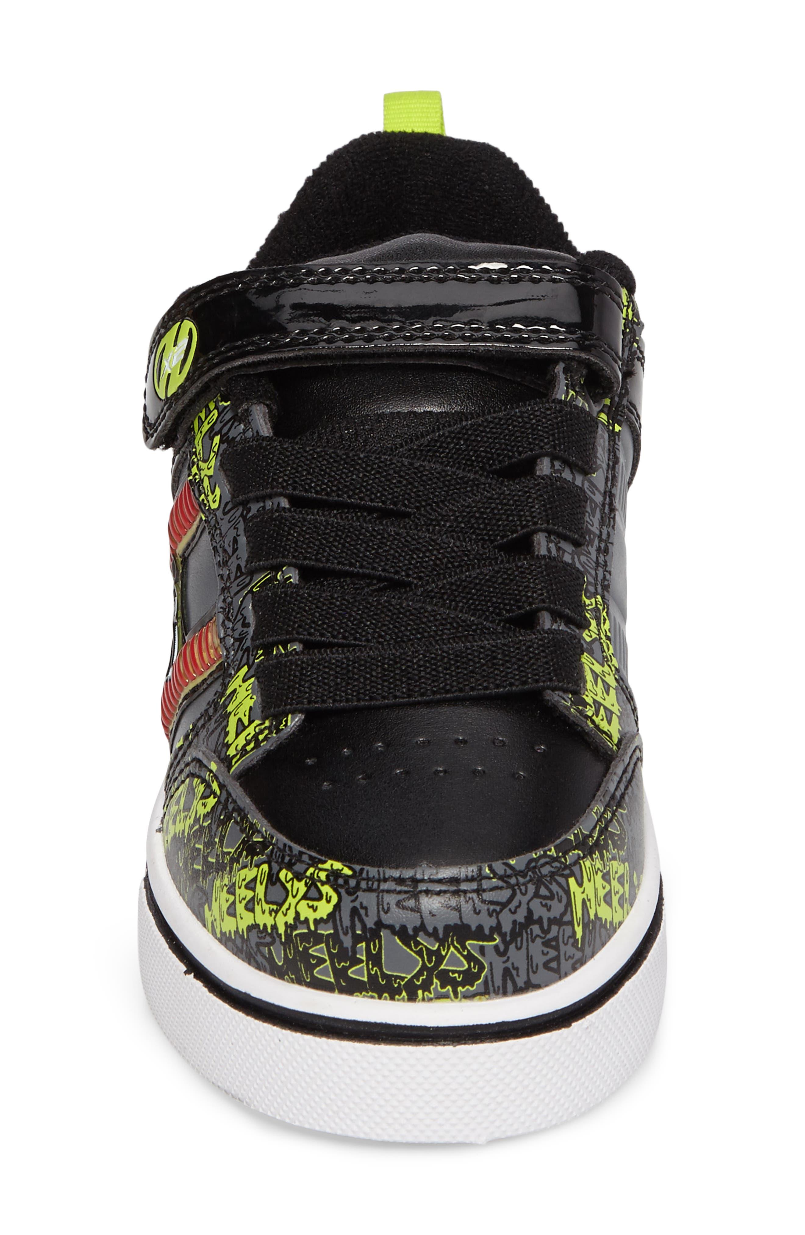 Bolt Light-Up Skate Shoe,                             Alternate thumbnail 4, color,                             019