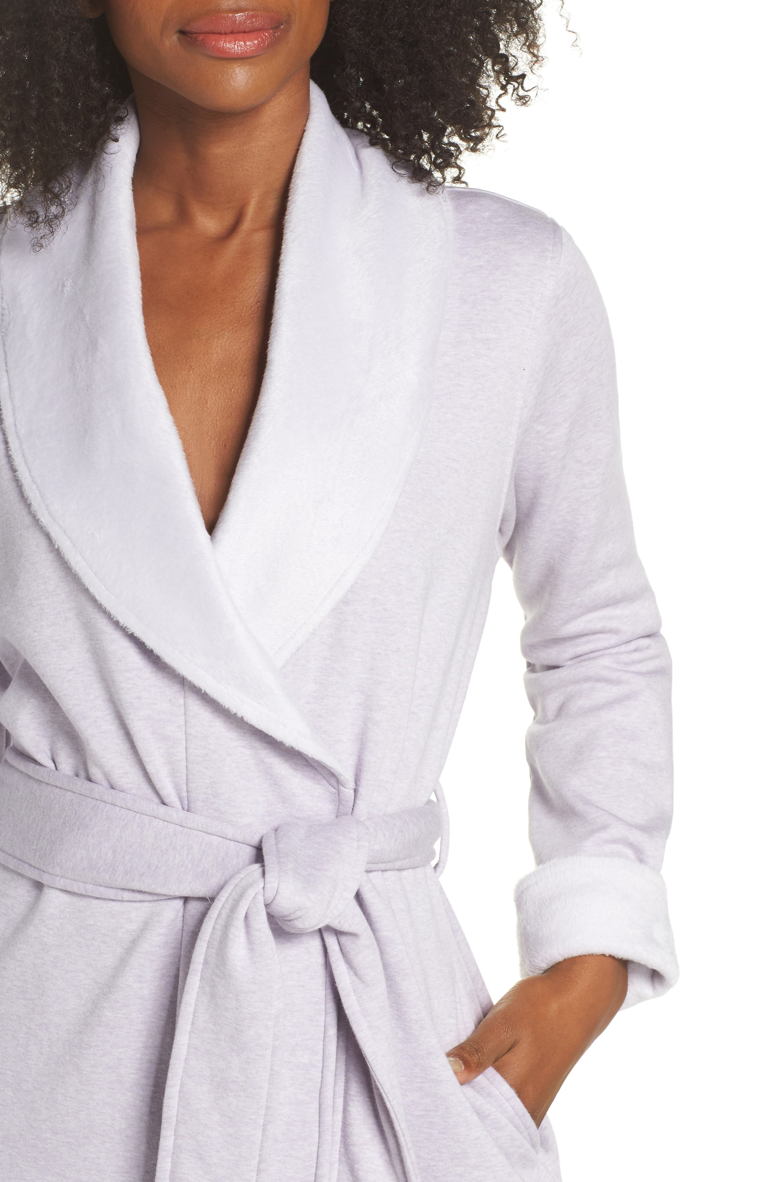 Blanche II Short Robe,                             Alternate thumbnail 27, color,