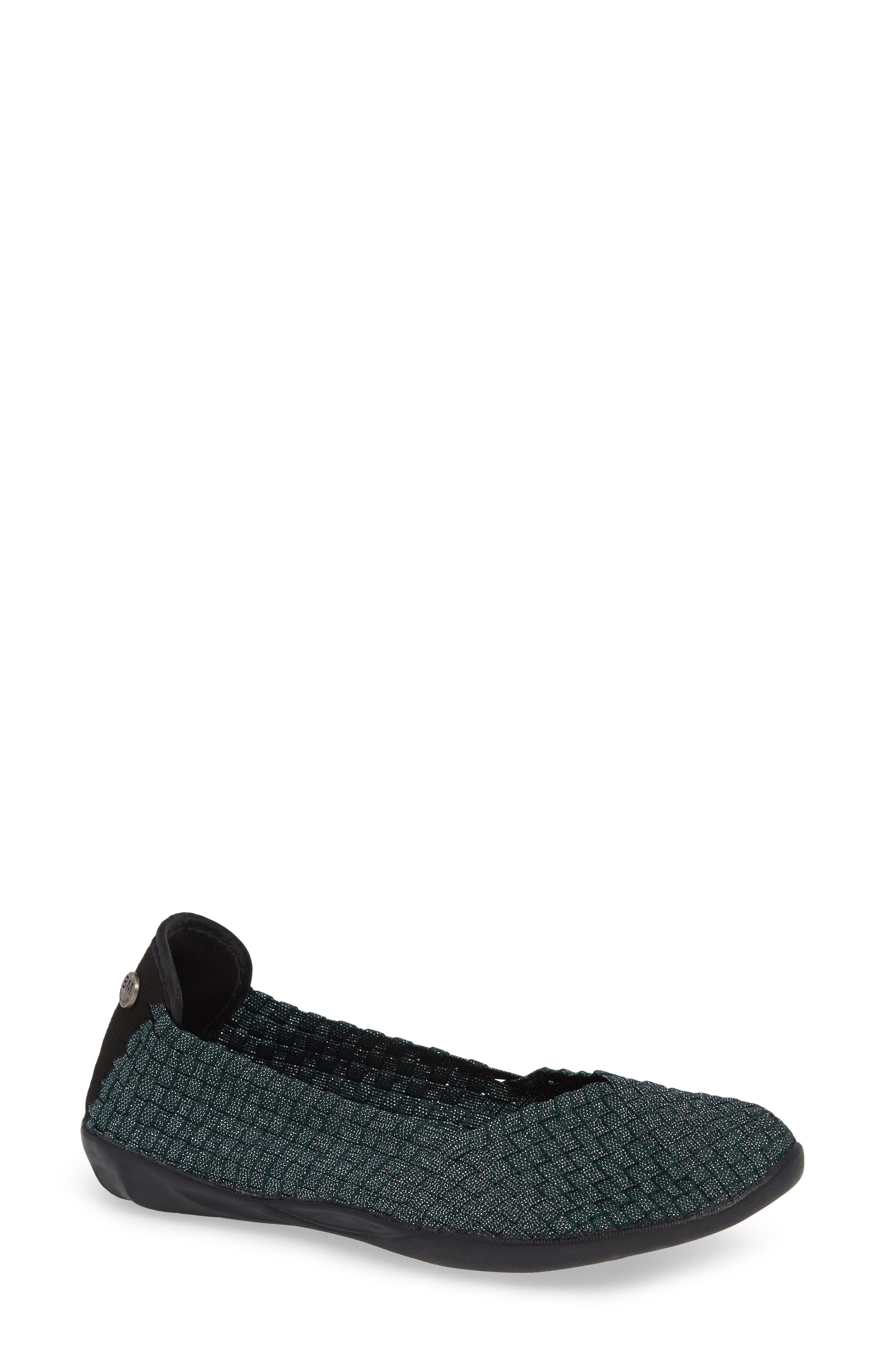Catwalk Sneaker,                             Main thumbnail 1, color,                             DEEP GREEN SHIMMER FABRIC