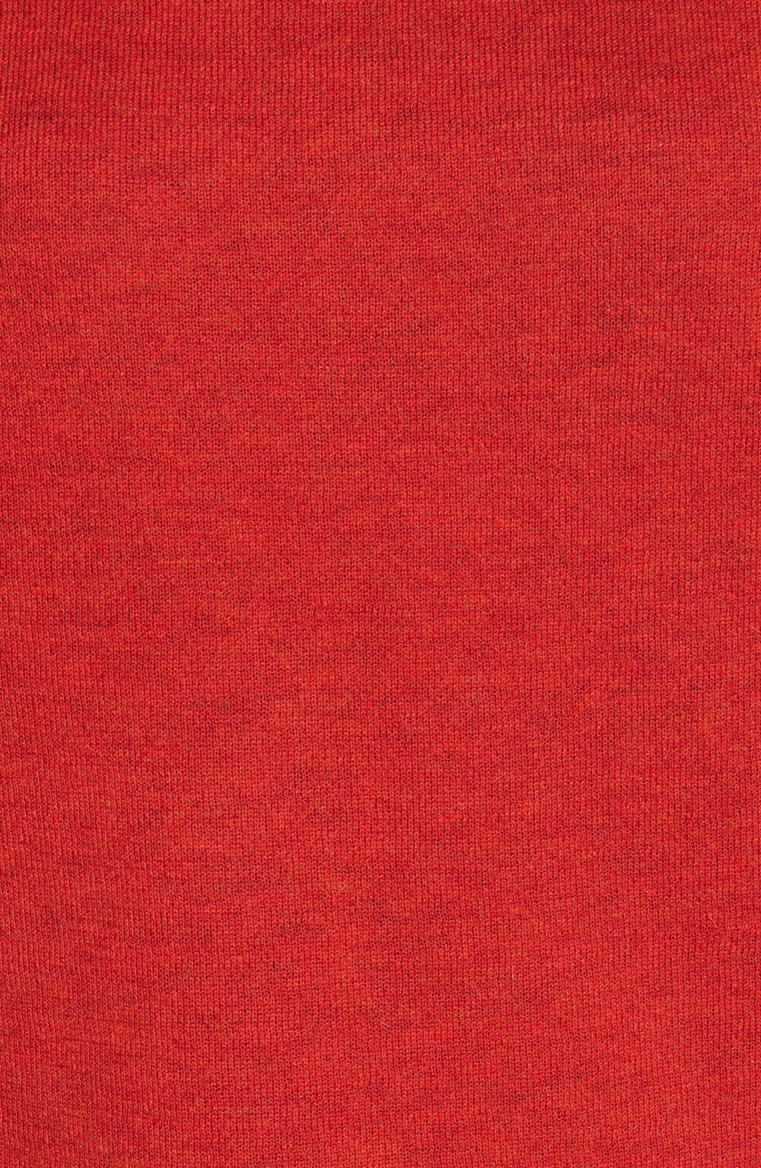 Funnel Neck Sweater,                             Alternate thumbnail 10, color,