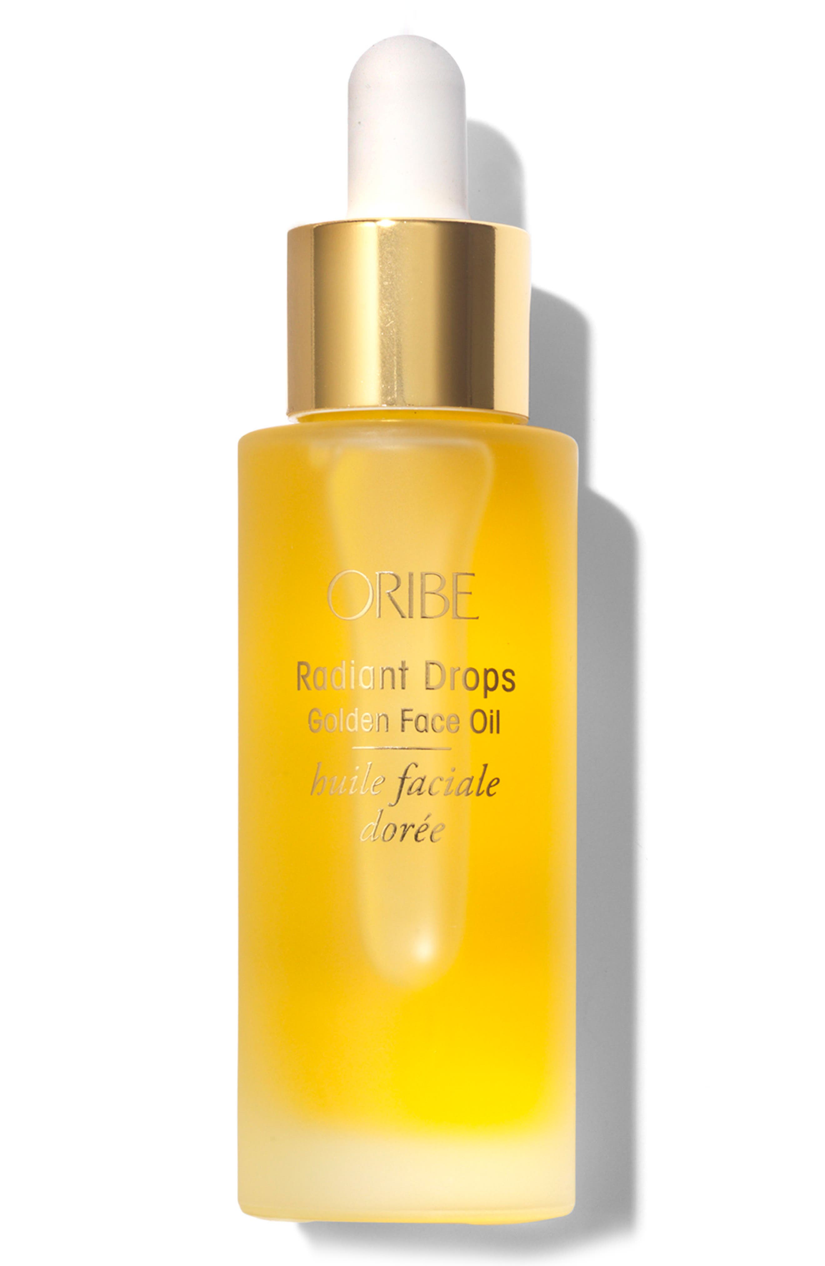 SPACE.NK.apothecary Oribe Radiant Drops Golden Face Oil,                             Main thumbnail 1, color,                             NO COLOR
