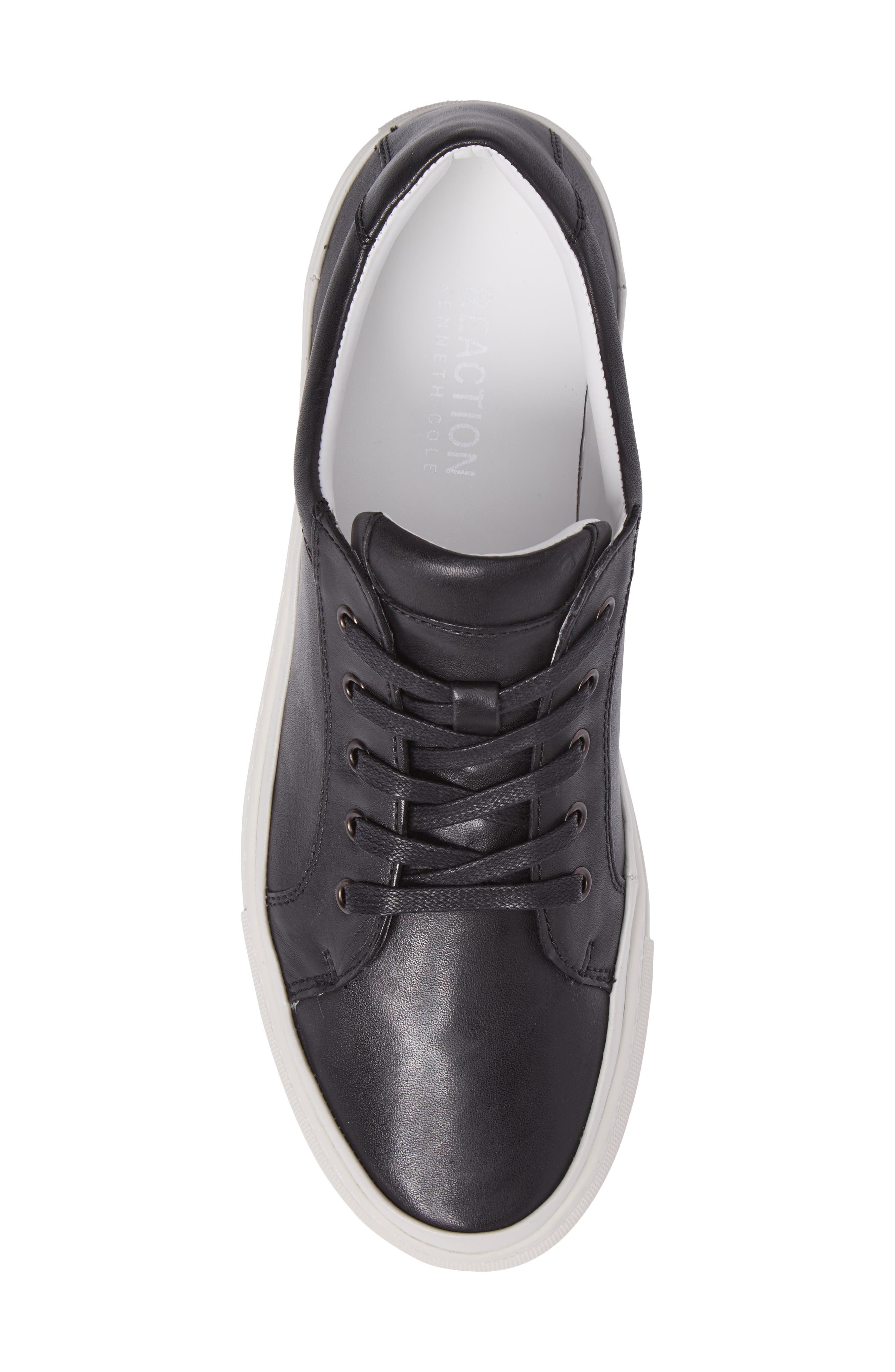 Kenneth Cole Reaction Sneaker,                             Alternate thumbnail 5, color,                             016