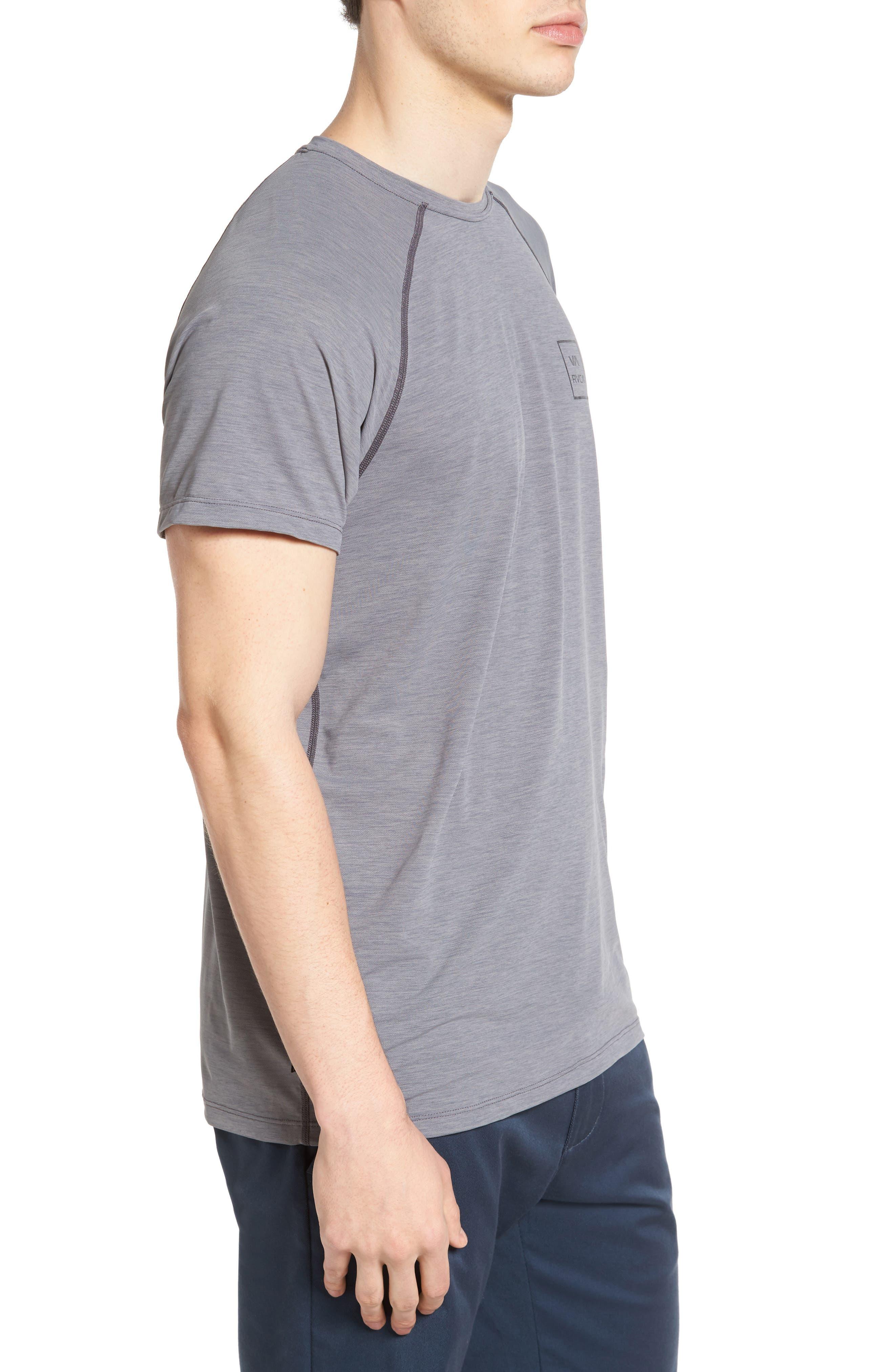 VA All the Way Surf T-Shirt,                             Alternate thumbnail 6, color,