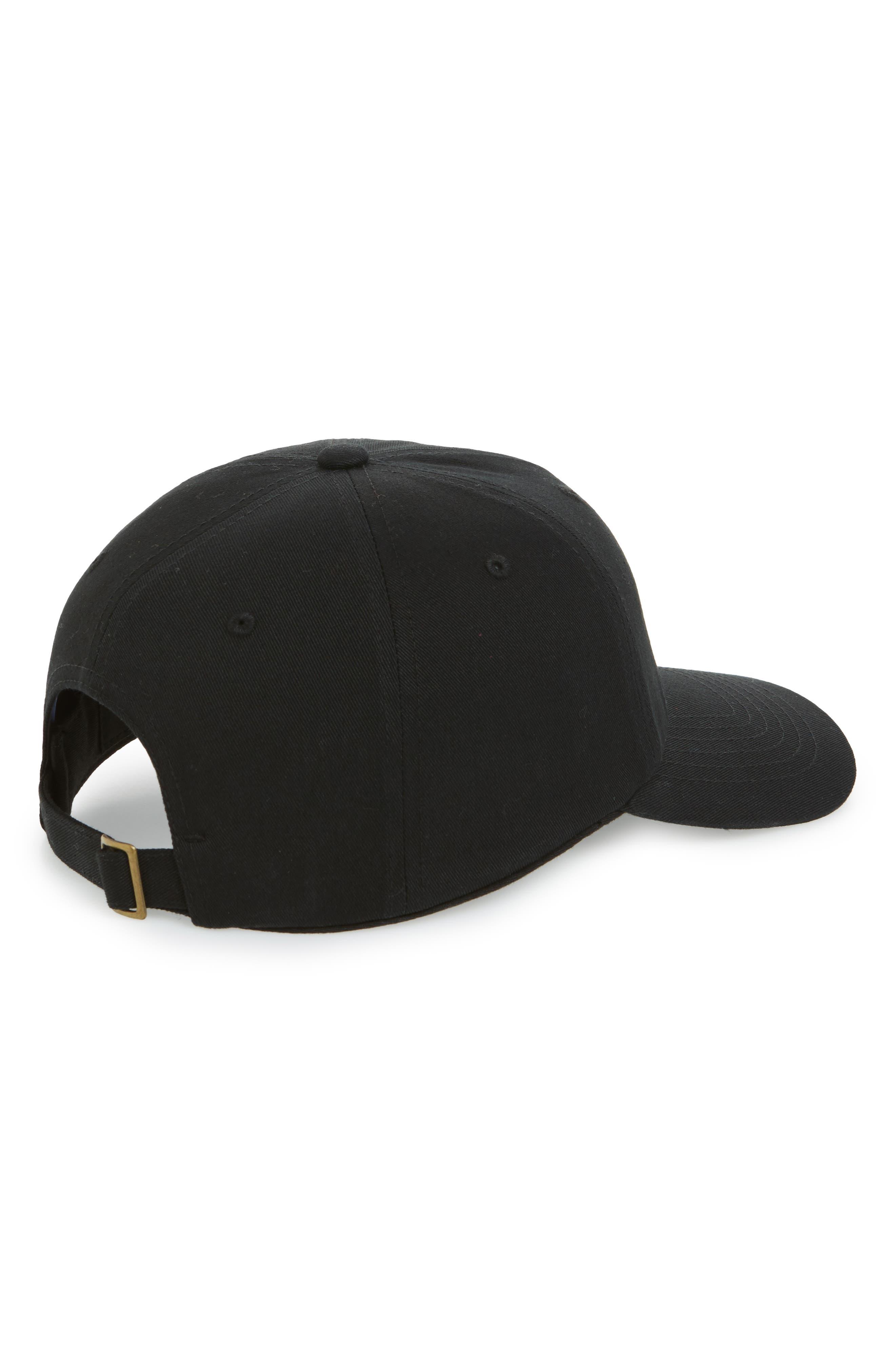 Stith Baseball Cap,                             Alternate thumbnail 3, color,