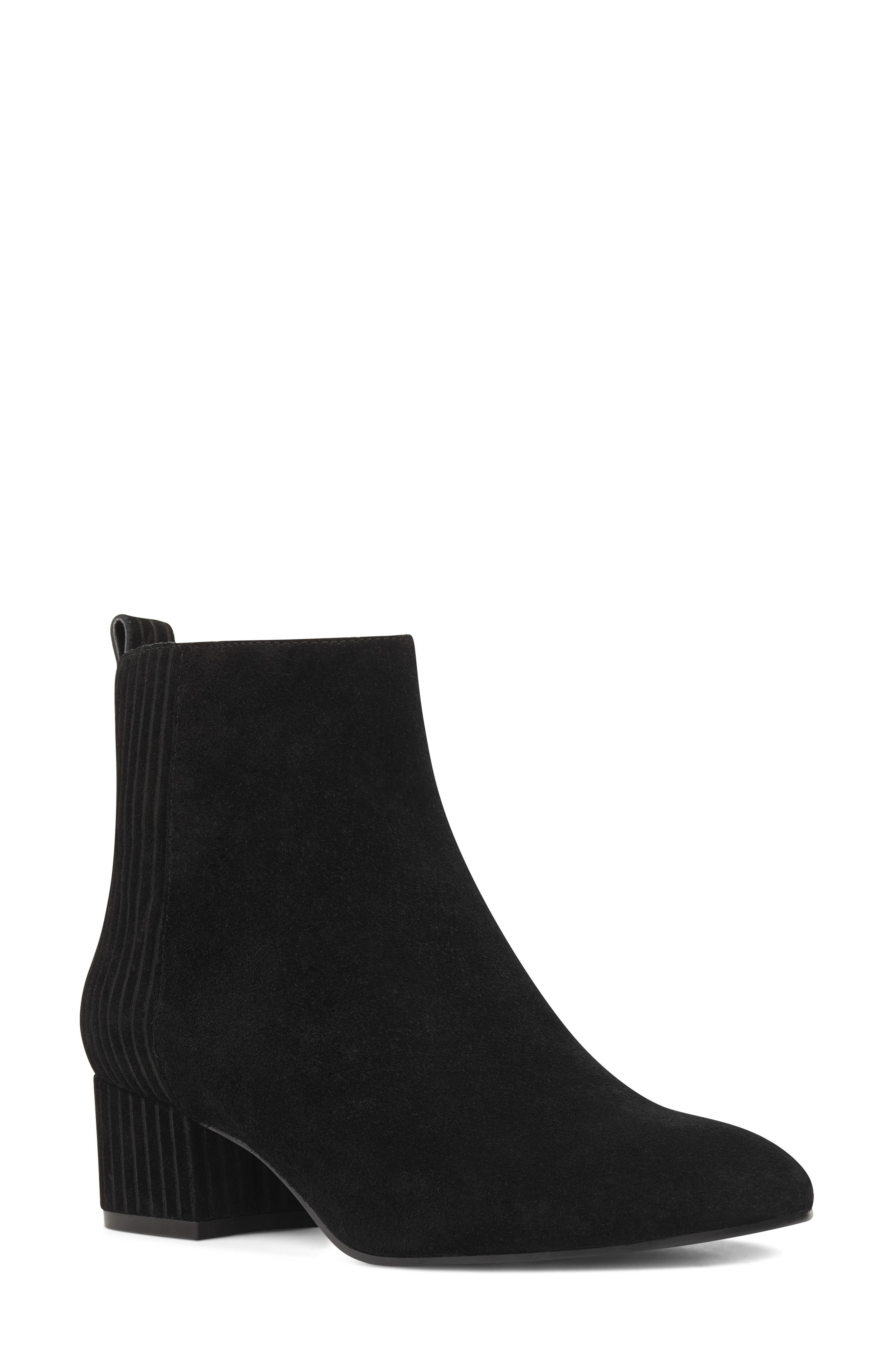 Nine West Lamonto Striped Bootie
