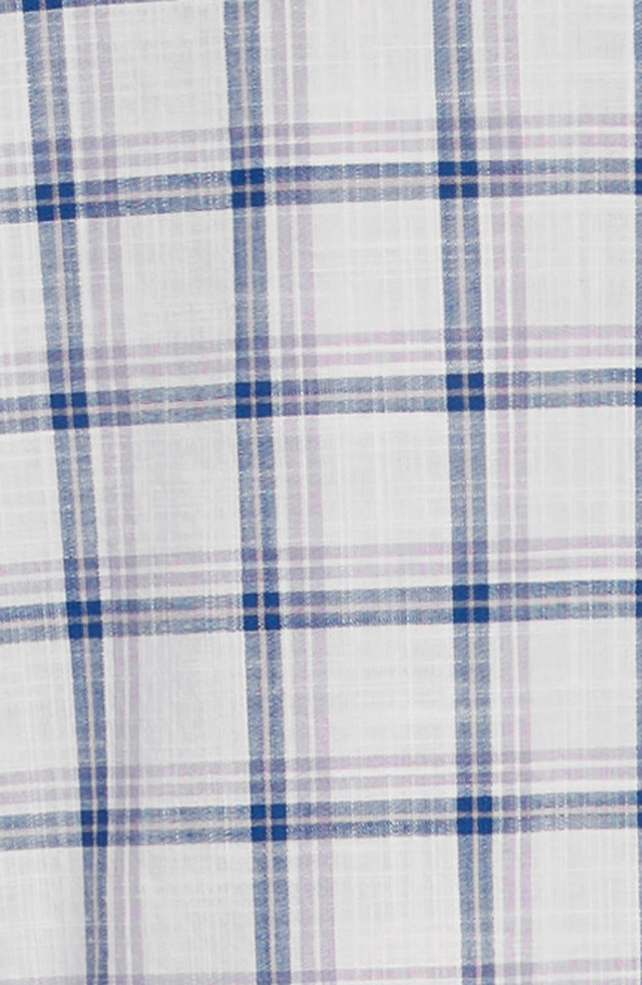 Davis Regular Fit Sport Shirt,                             Alternate thumbnail 6, color,                             LILAC