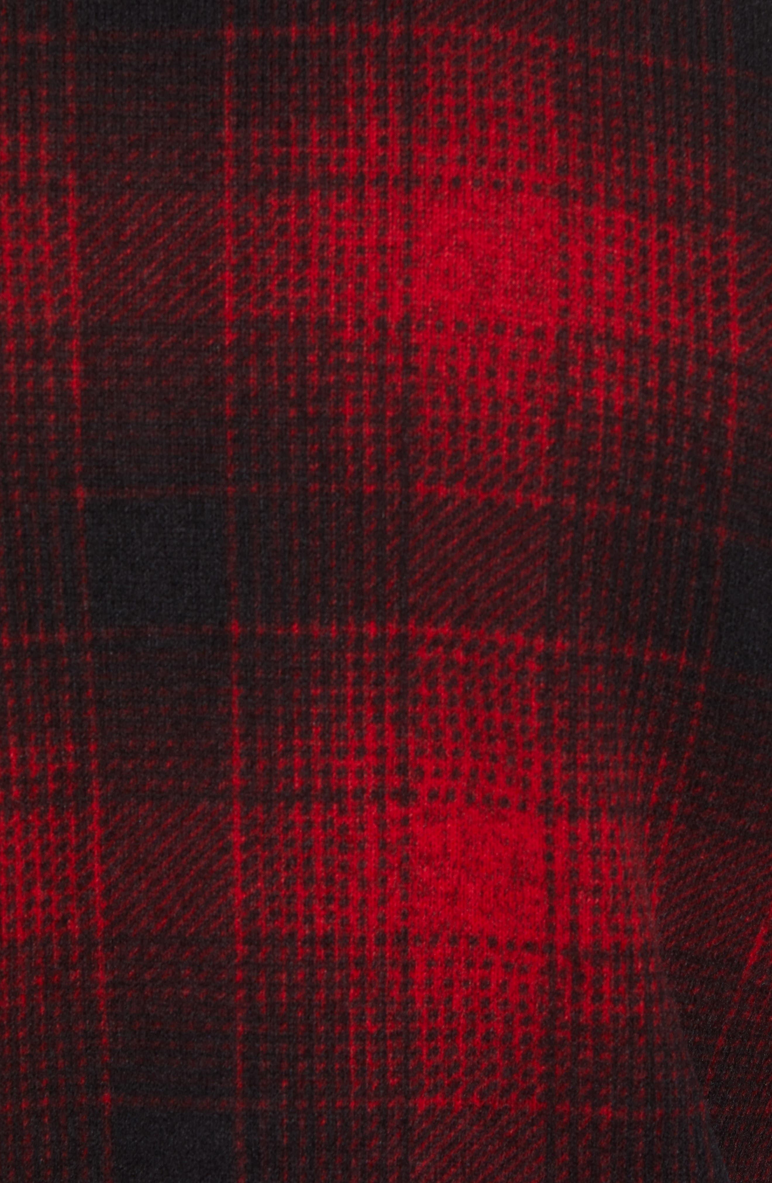 Novelty Gordon Lyons Plaid Pullover,                             Alternate thumbnail 41, color,