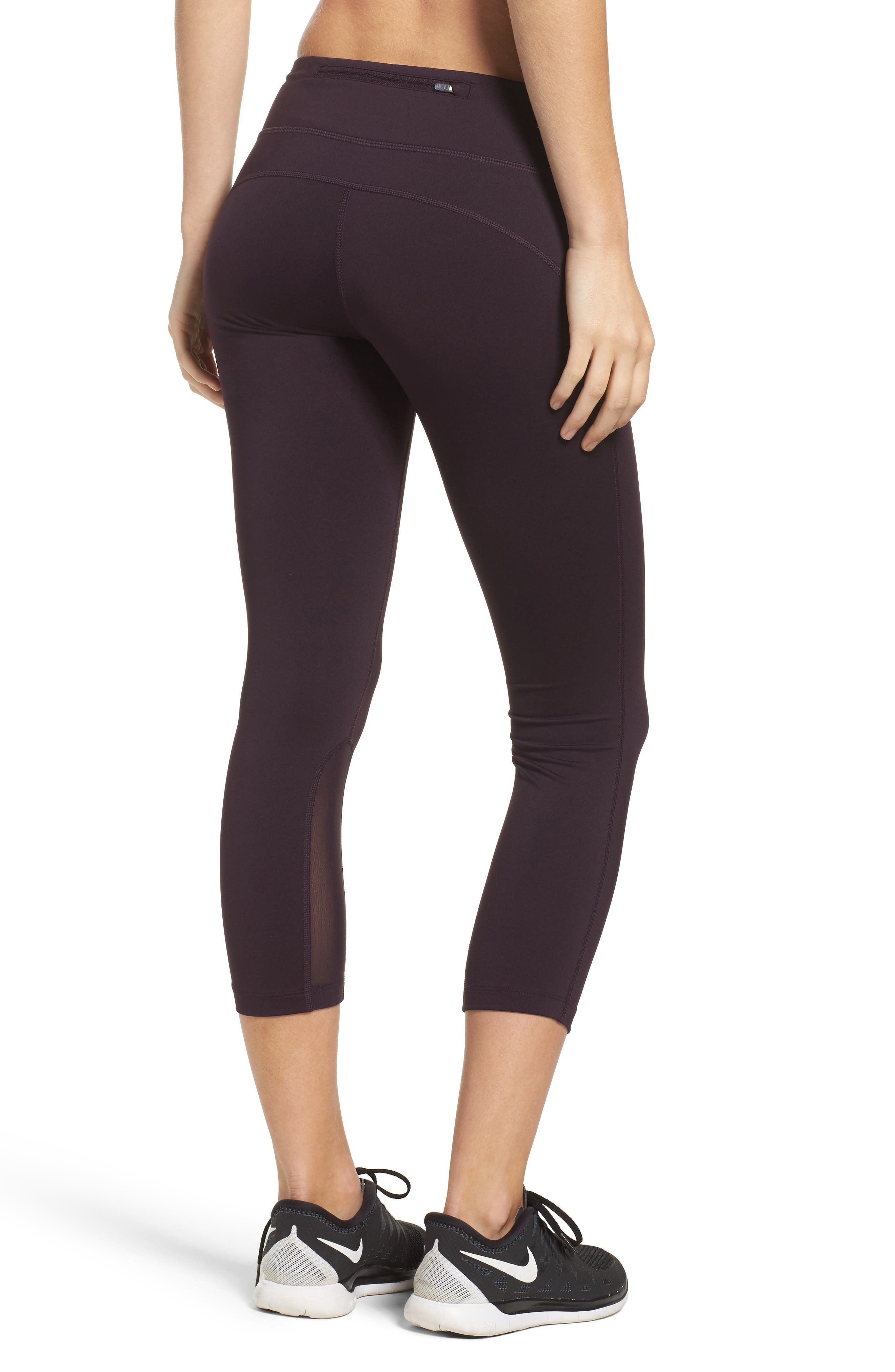 Power Epic Run Crop Tights,                             Alternate thumbnail 14, color,