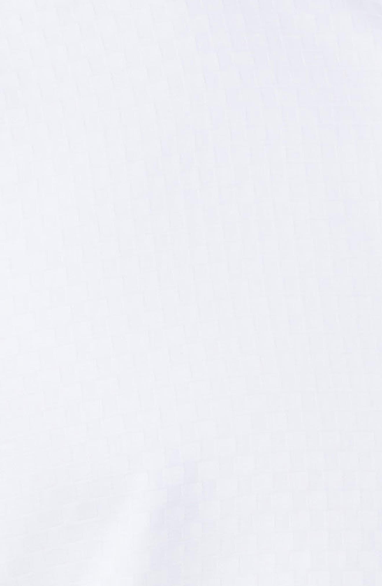 Shaped Fit Rectangle Jacquard Sport Shirt,                             Alternate thumbnail 14, color,