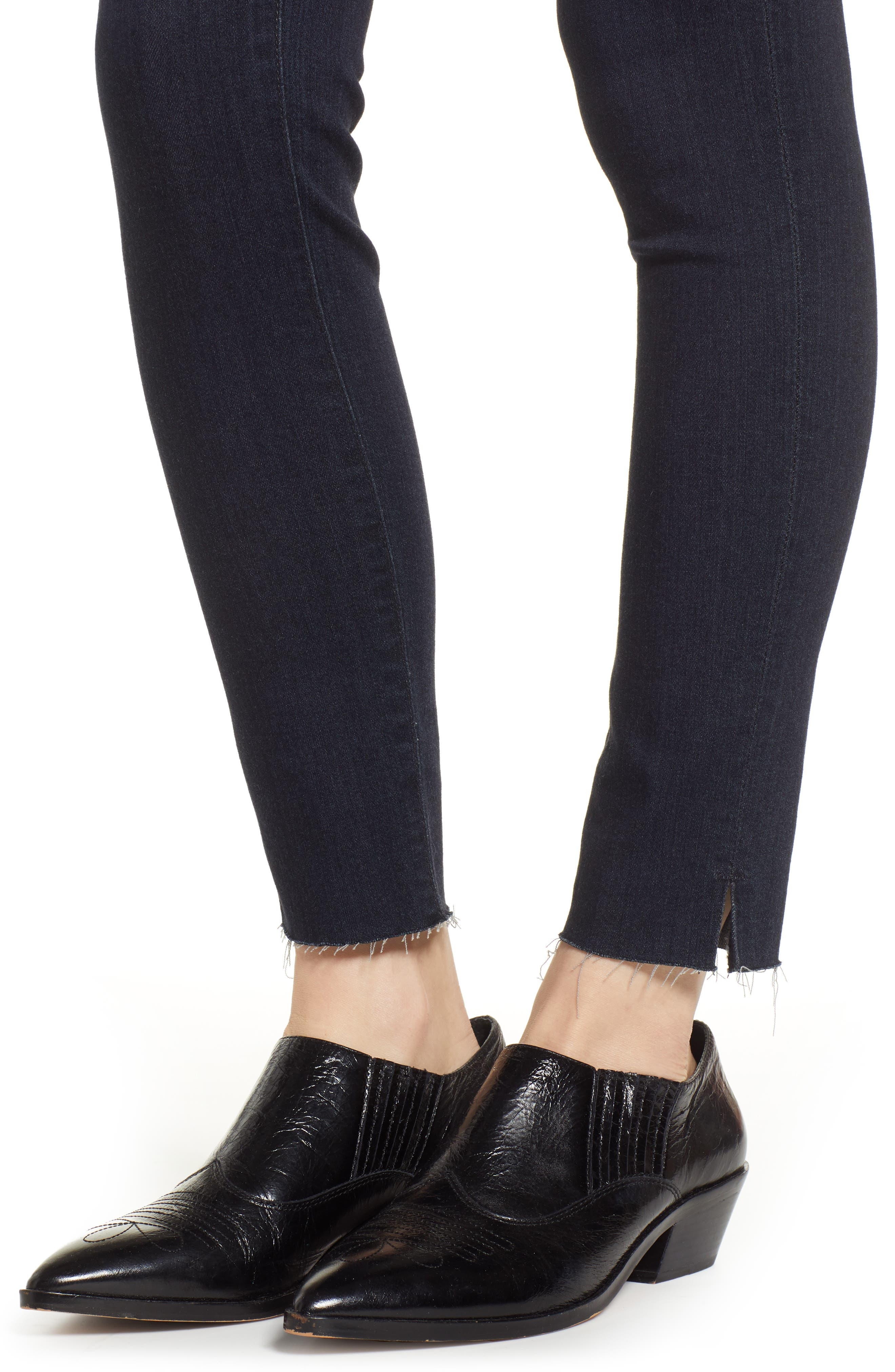 AG,                             The Legging Ankle Jeans,                             Alternate thumbnail 4, color,                             AUDACIOUS