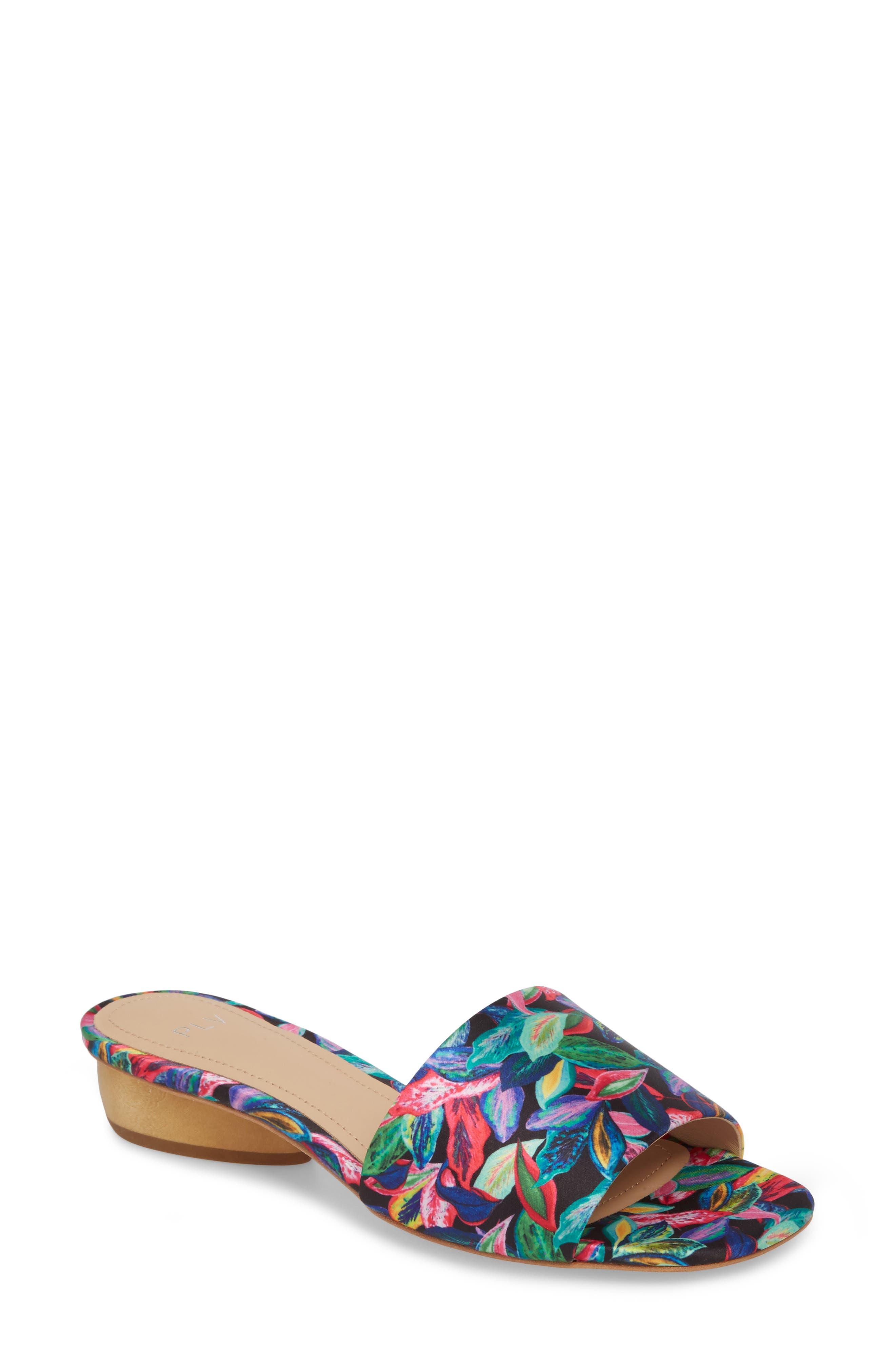 Mallory Slide Sandal,                             Main thumbnail 2, color,