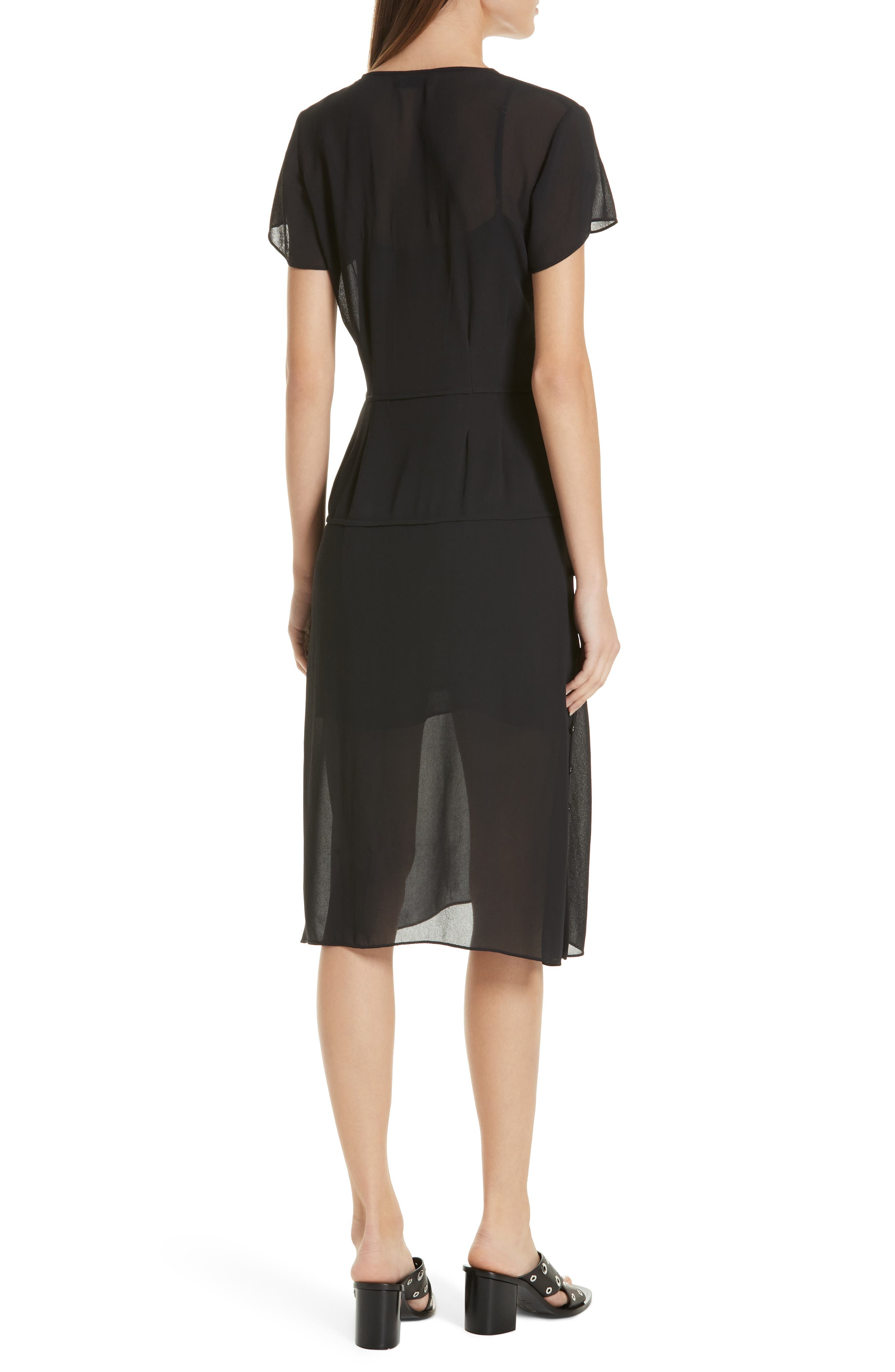 McCormick Dress,                             Alternate thumbnail 2, color,                             001