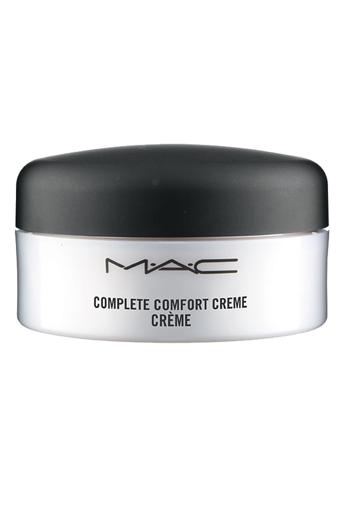 MAC Complete Comfort Creme,                             Main thumbnail 1, color,                             NO COLOR