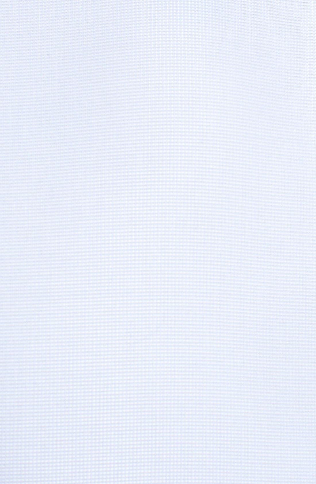'Classic' Smartcare<sup>™</sup> Regular Fit Short Sleeve Cotton Sport Shirt,                             Alternate thumbnail 59, color,