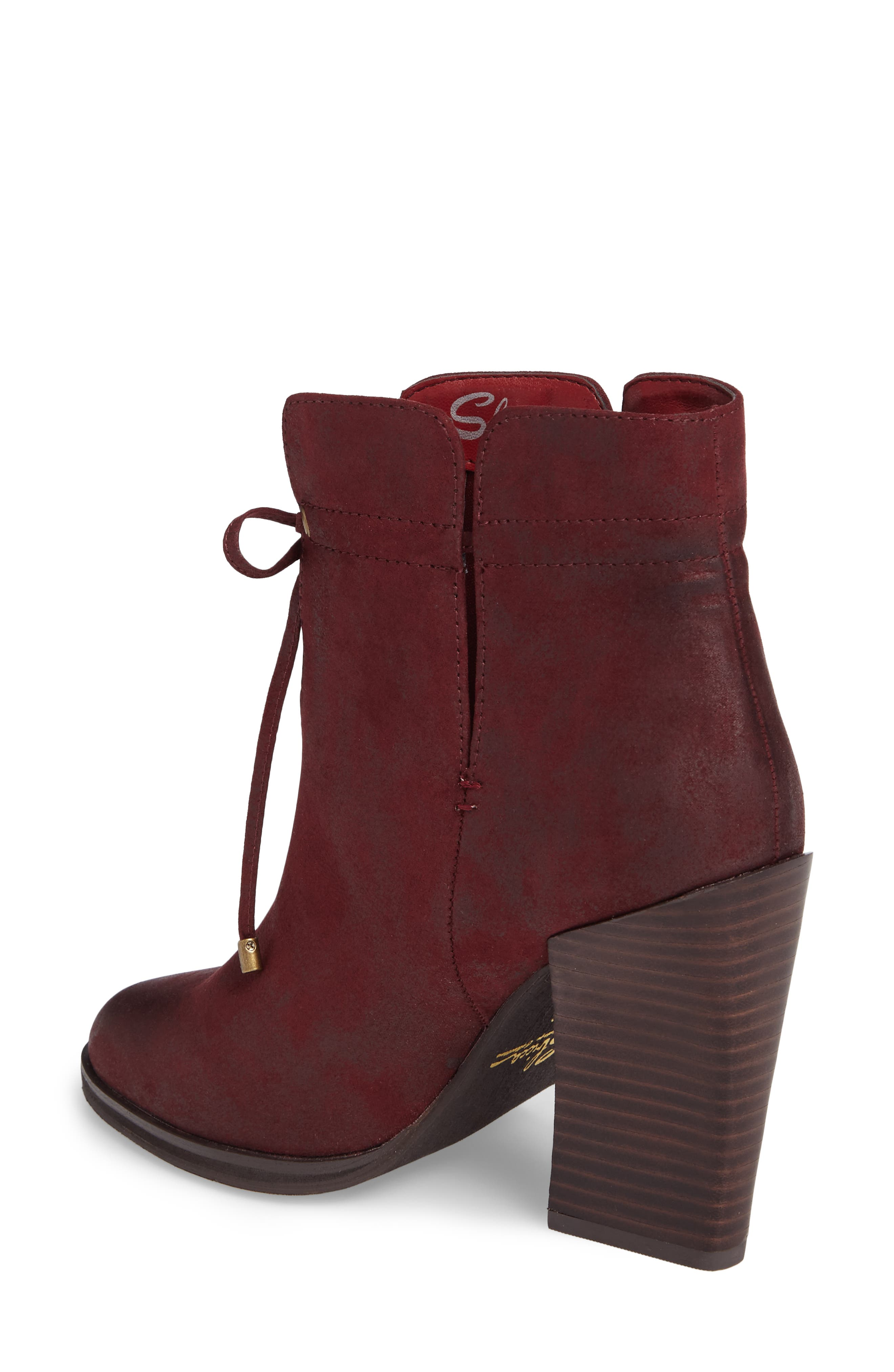 Chick Flick Bootie,                             Alternate thumbnail 6, color,