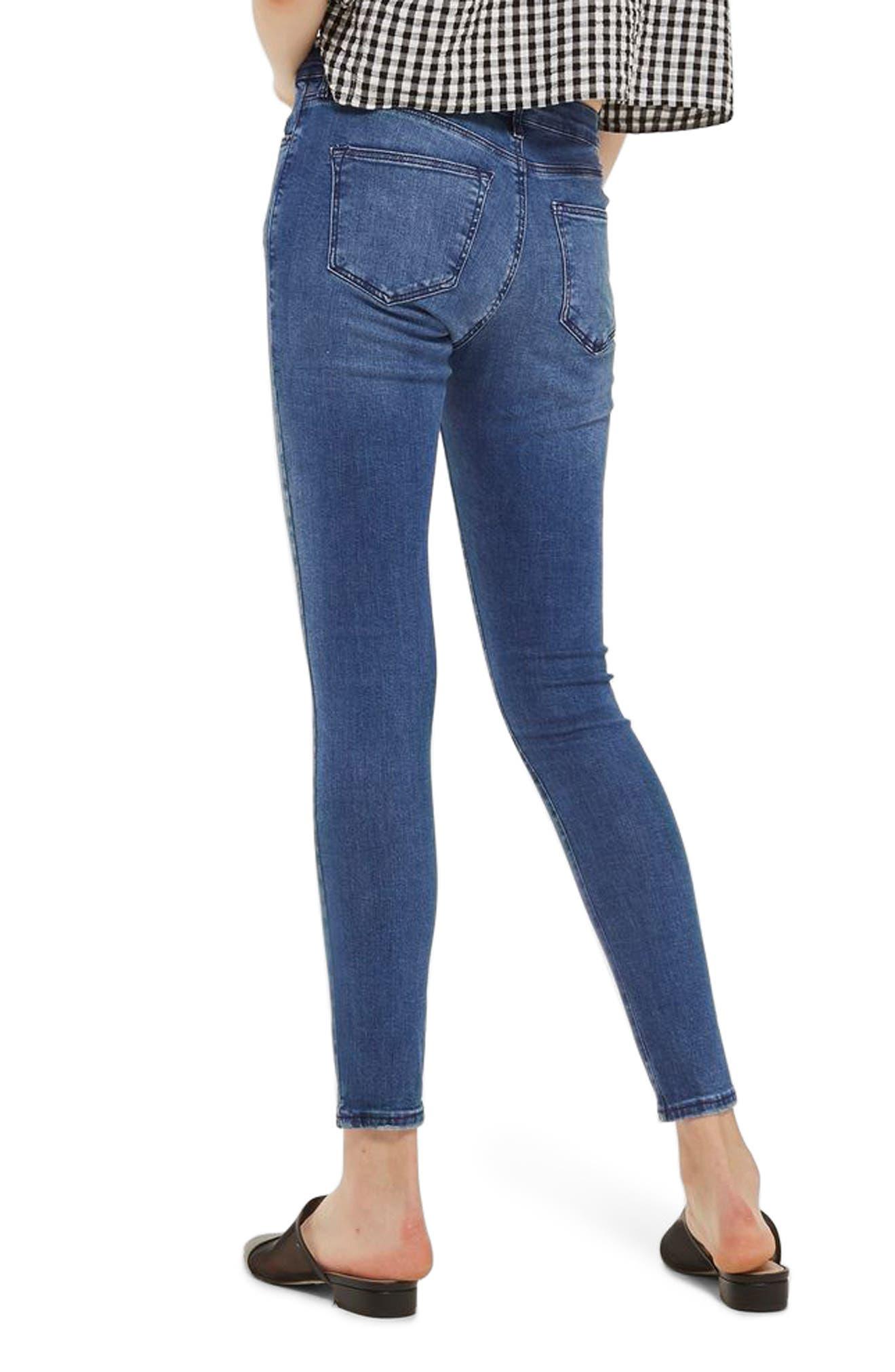 Sidney Skinny Ankle Jeans,                             Alternate thumbnail 2, color,                             400