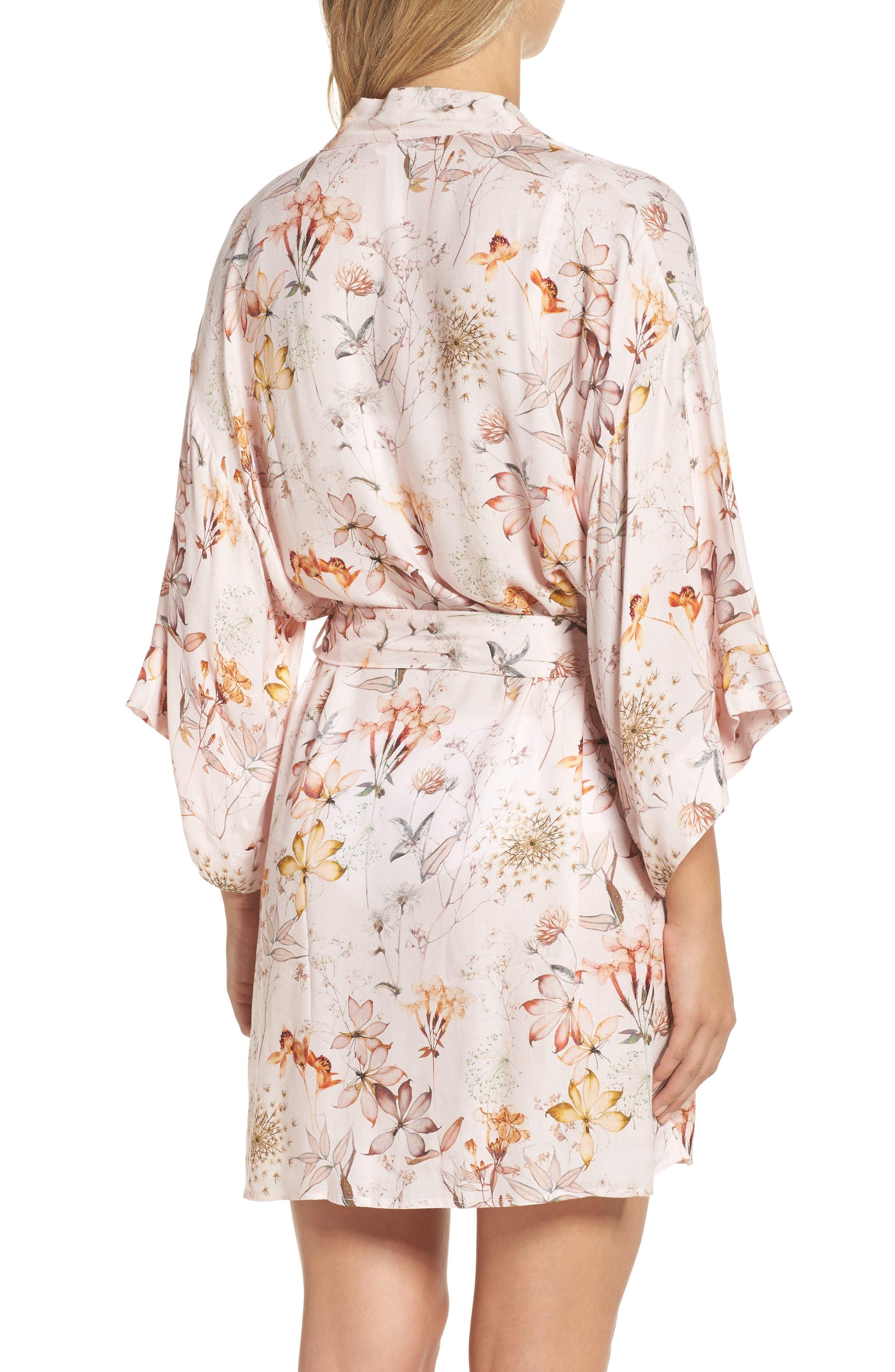 Delilah Kimono,                             Alternate thumbnail 3, color,