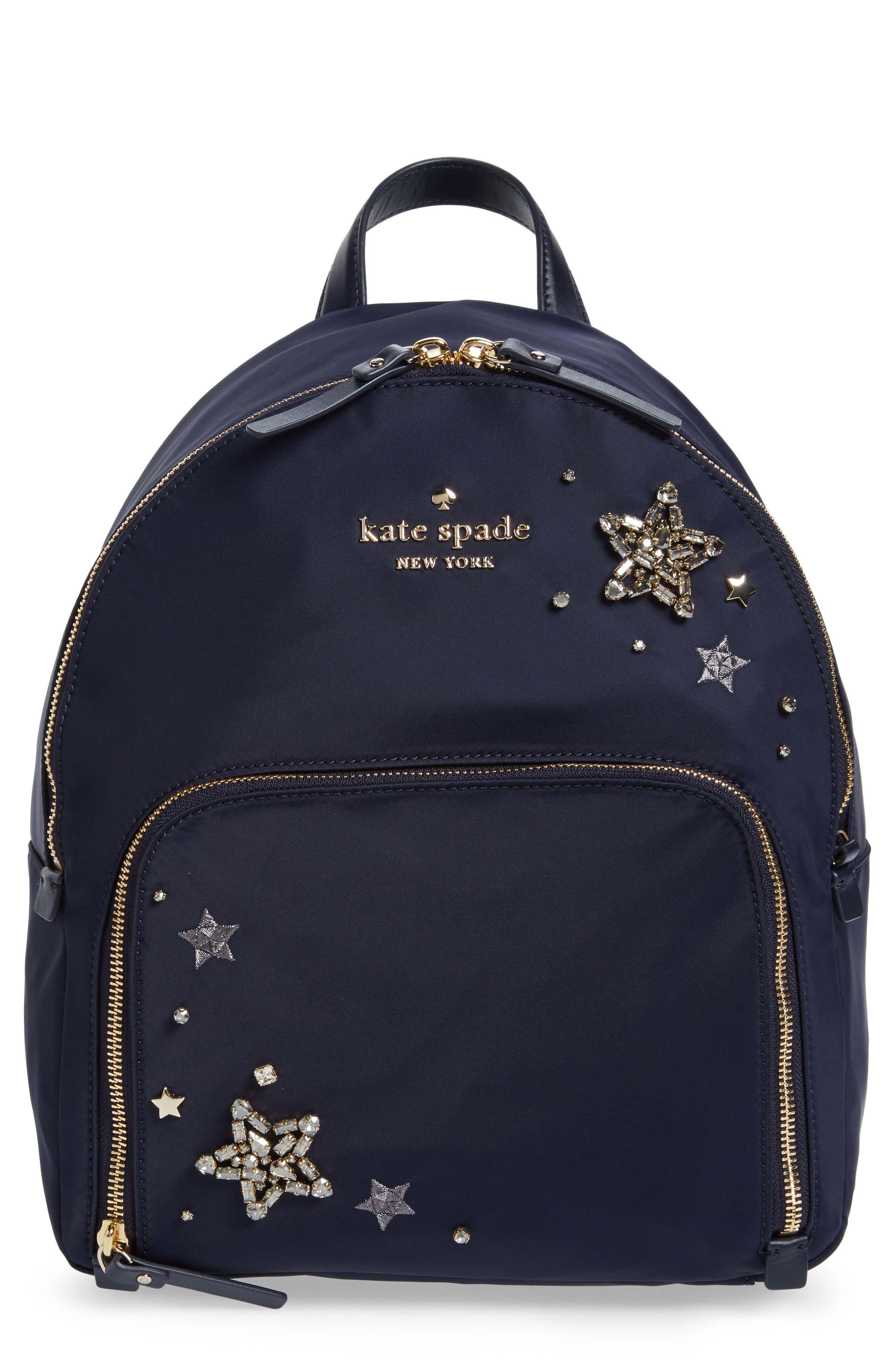 watson lane - hartley embellished nylon backpack,                             Main thumbnail 1, color,