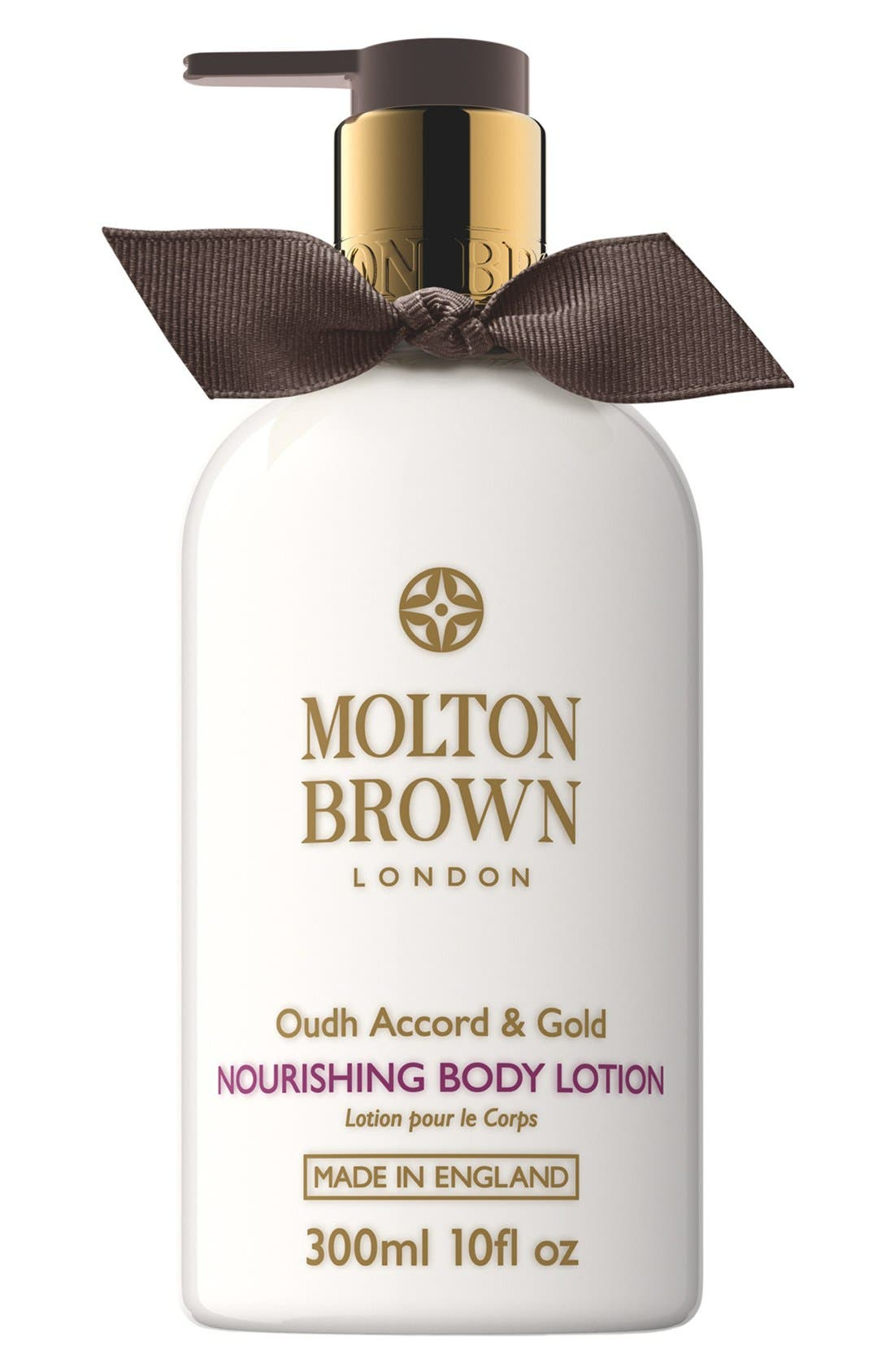'Oudh Accord & Gold' Body Lotion,                             Main thumbnail 1, color,