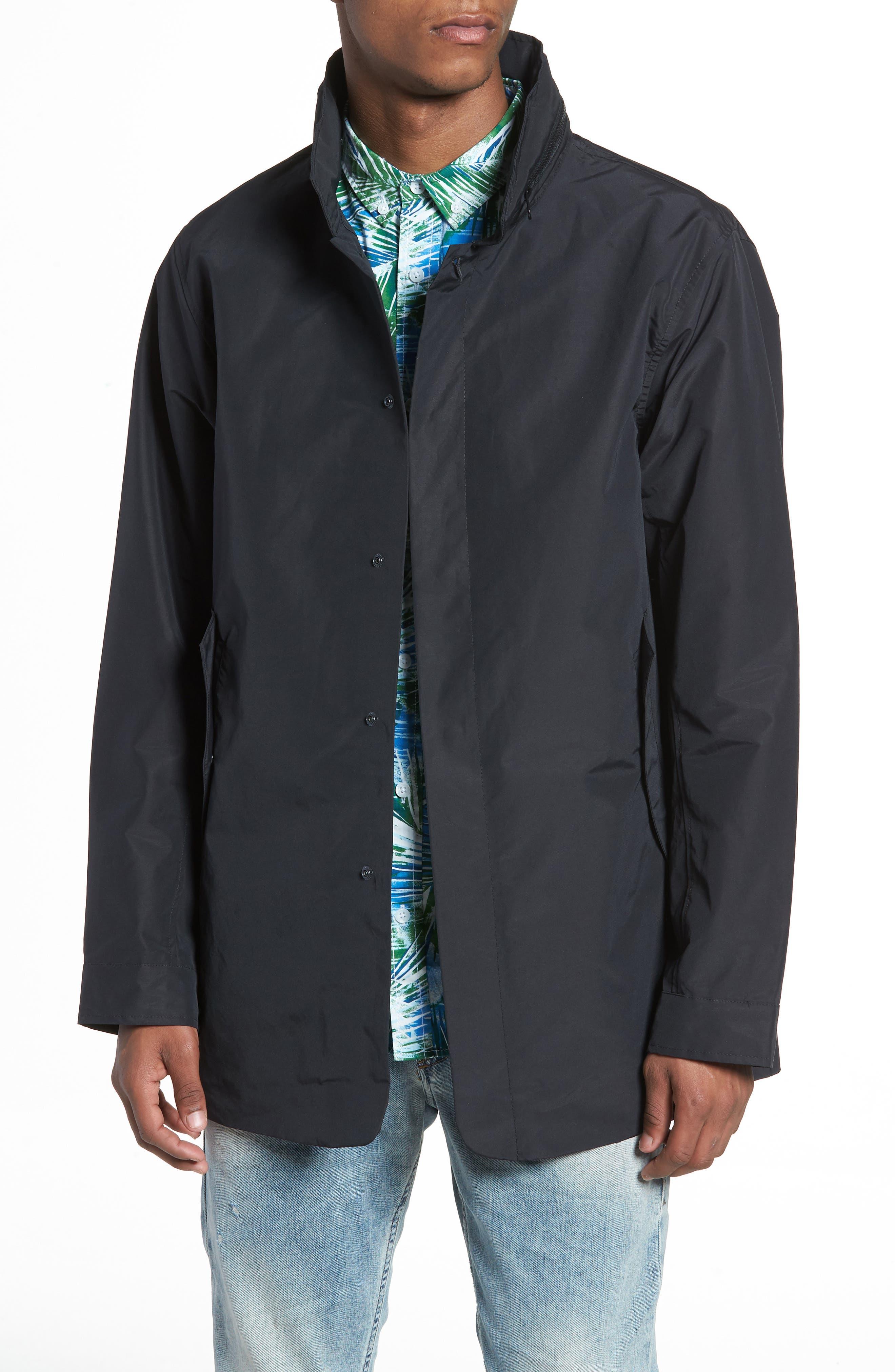 Stowaway Mac Jacket,                         Main,                         color, 001