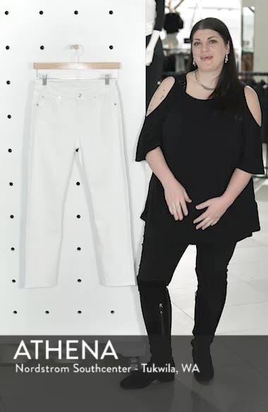 'Kimmie' Crop Skinny Jeans, sales video thumbnail