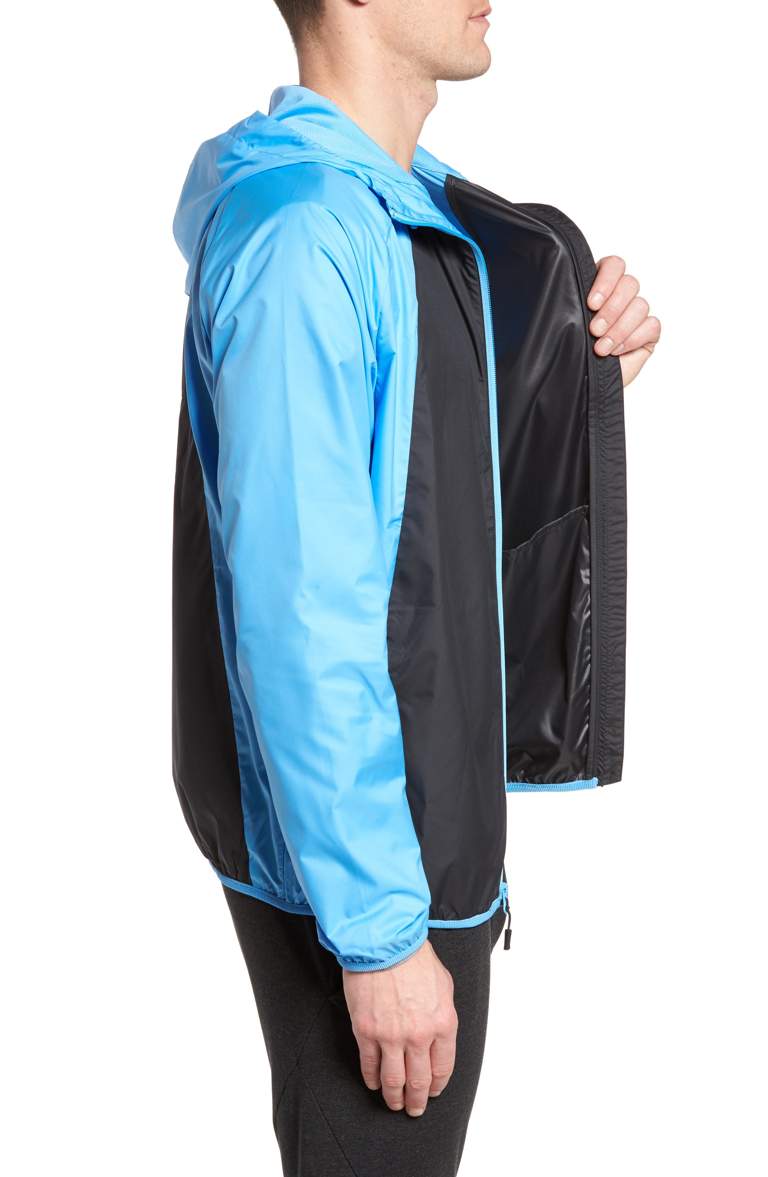 Sportswear Wings Windbreaker Jacket,                             Alternate thumbnail 9, color,