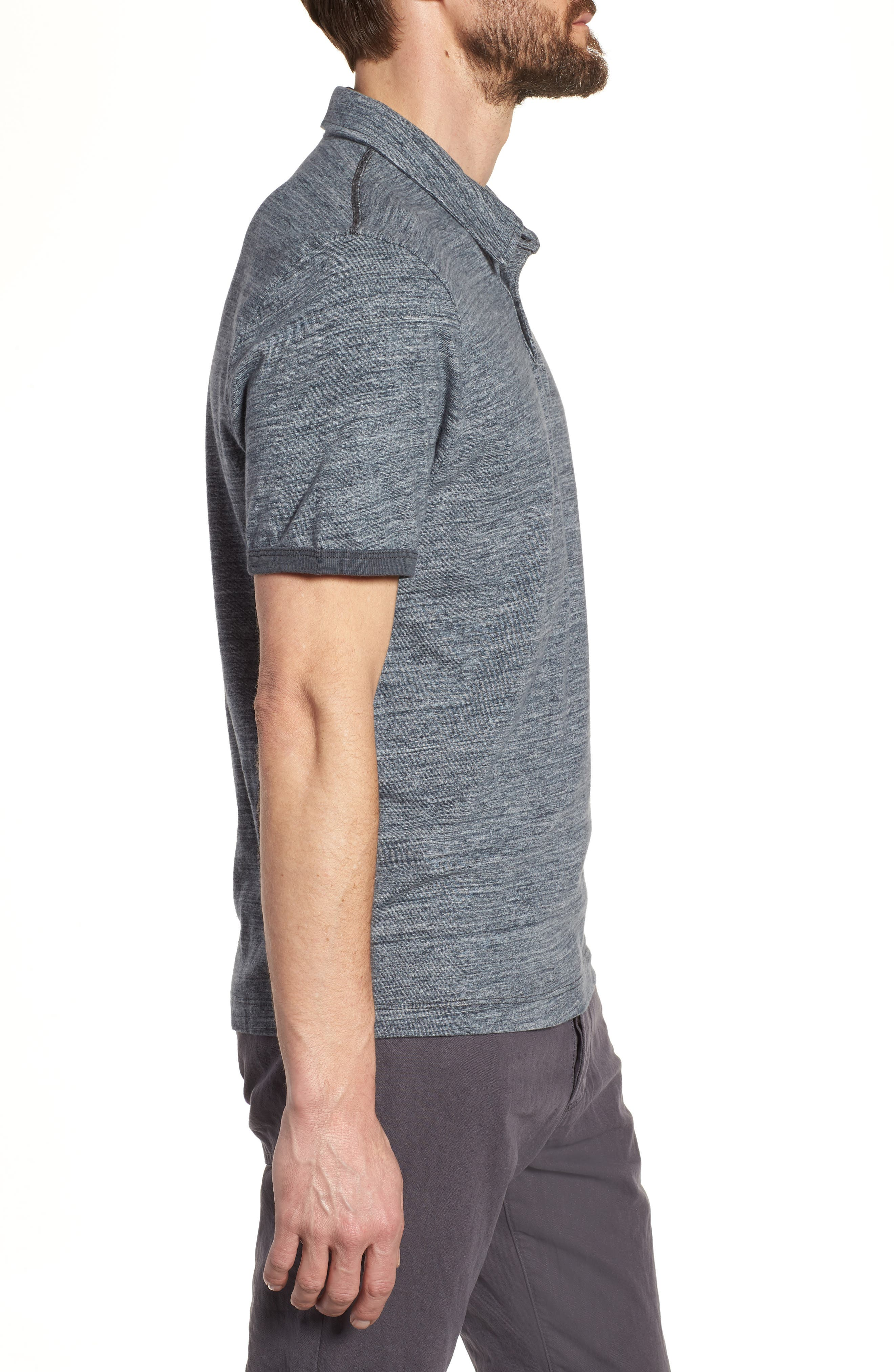 Regular Fit Top Dyed Polo,                             Alternate thumbnail 8, color,