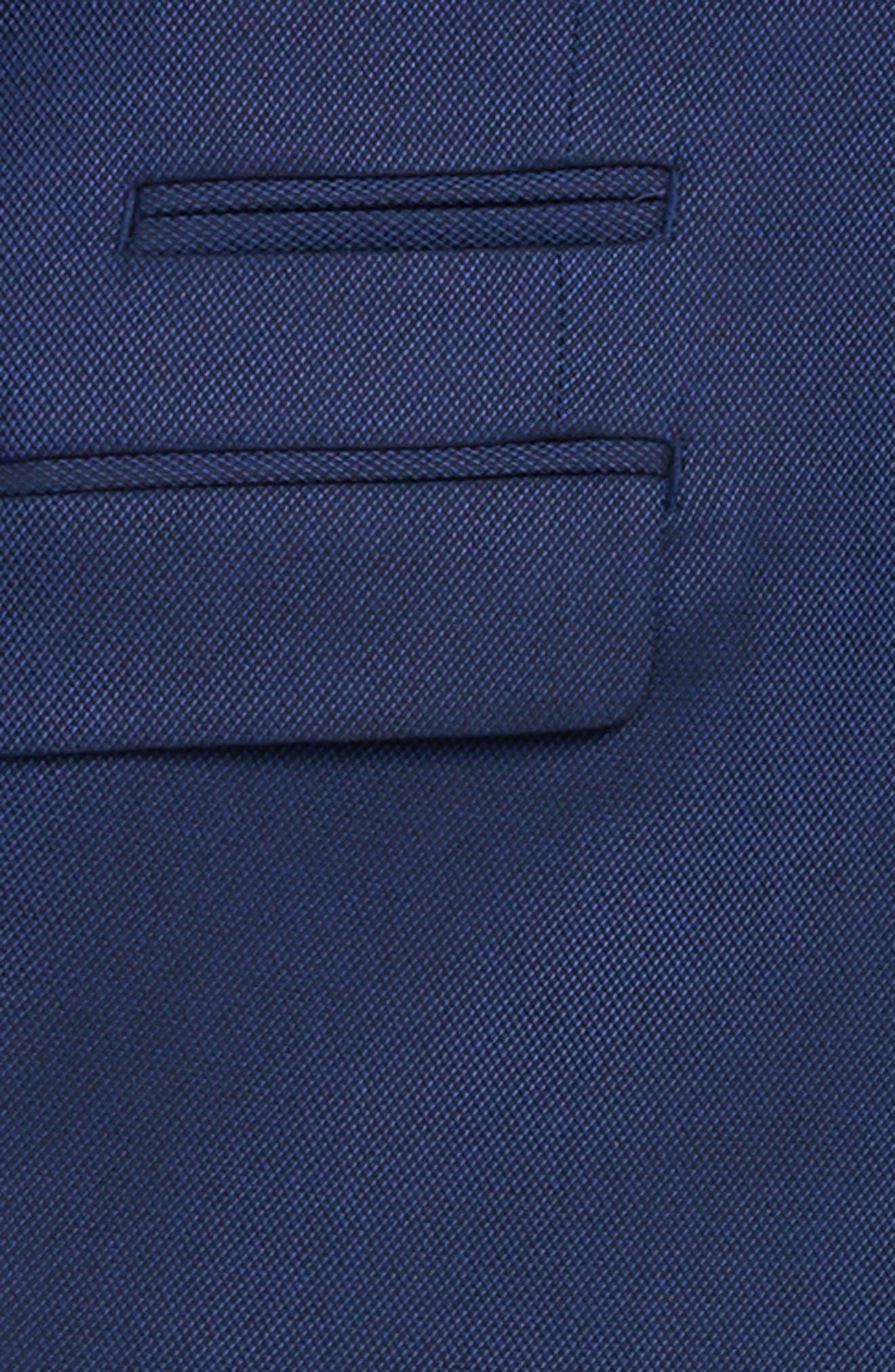 Suit,                             Alternate thumbnail 2, color,                             BLUE