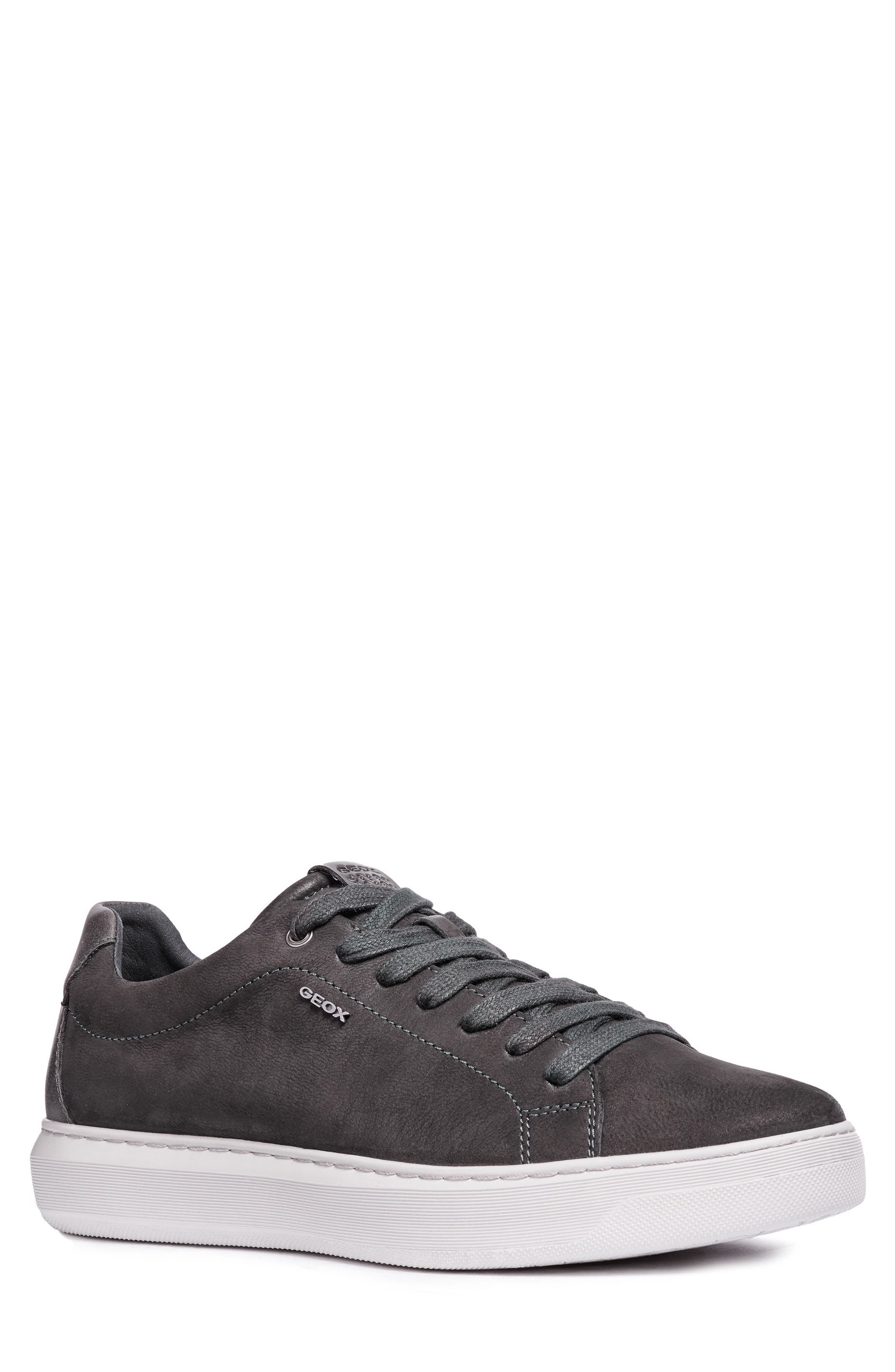 Deiven 5 Low Top Sneaker,                             Main thumbnail 1, color,                             DARK JEANS LEATHER