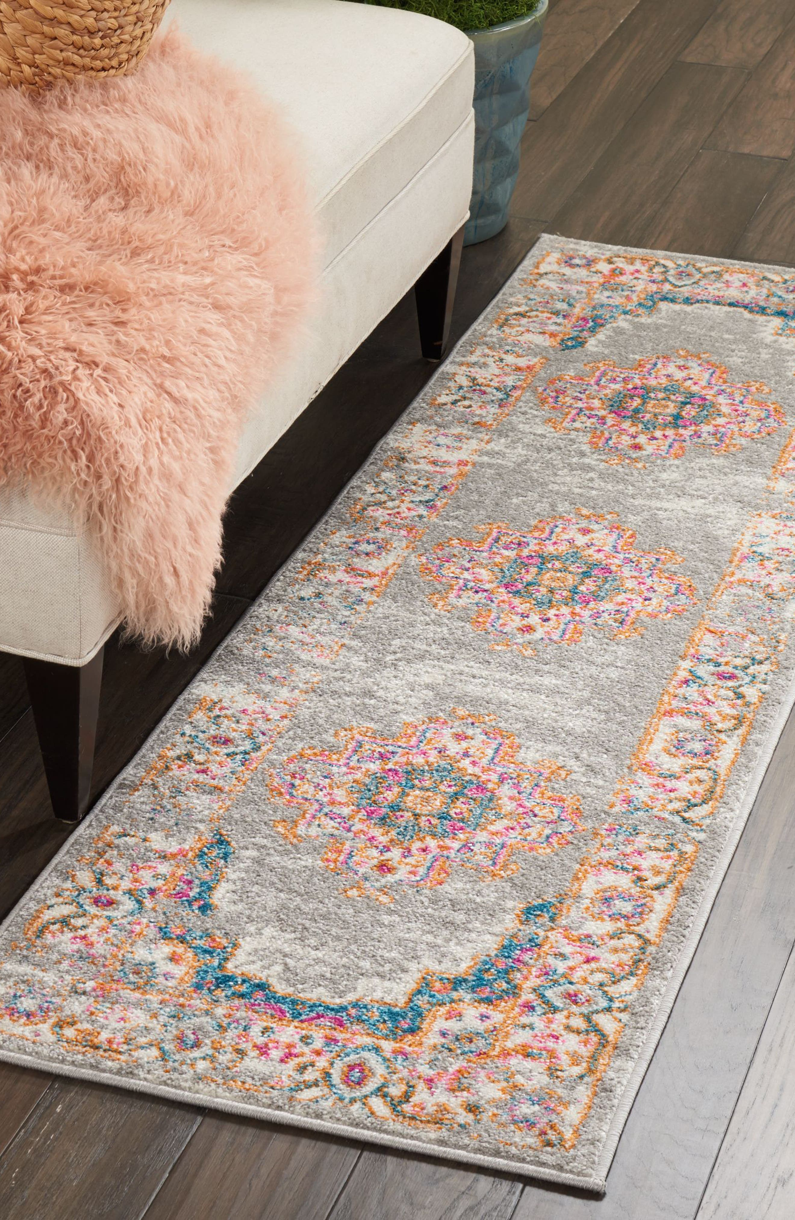 Passion Rug,                             Alternate thumbnail 7, color,                             030
