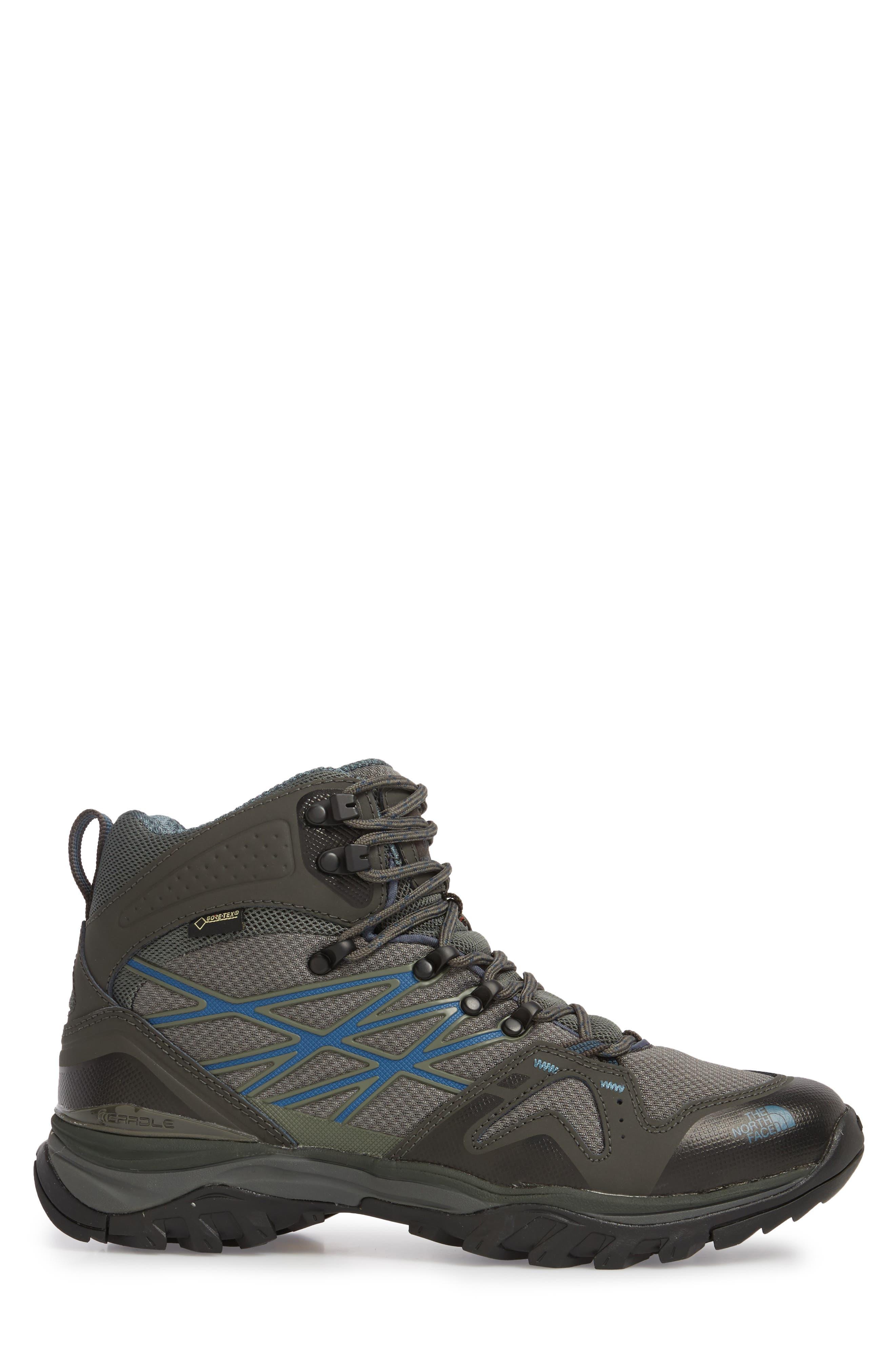 Hedgehog Fastpack Mid Gore-Tex<sup>®</sup> Waterproof Hiking Shoe,                             Alternate thumbnail 3, color,                             020