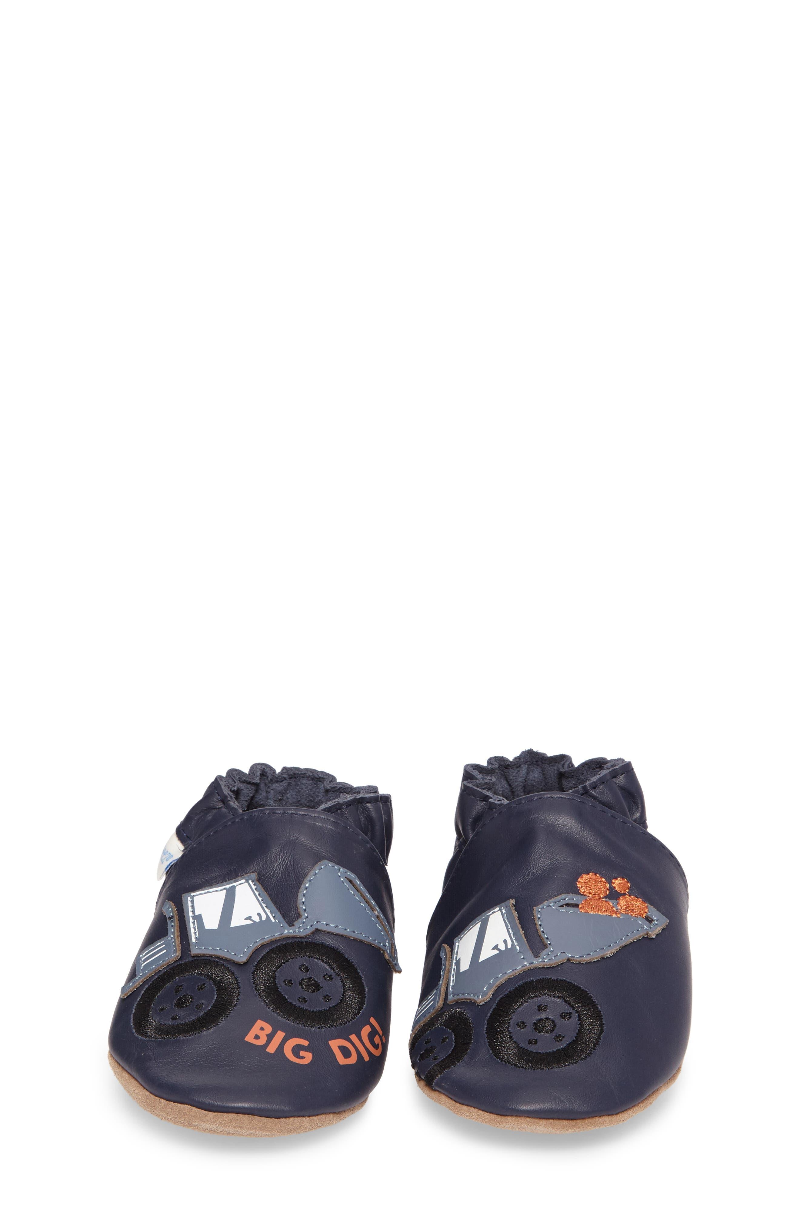 Big Dig Crib Shoe,                             Alternate thumbnail 4, color,                             410