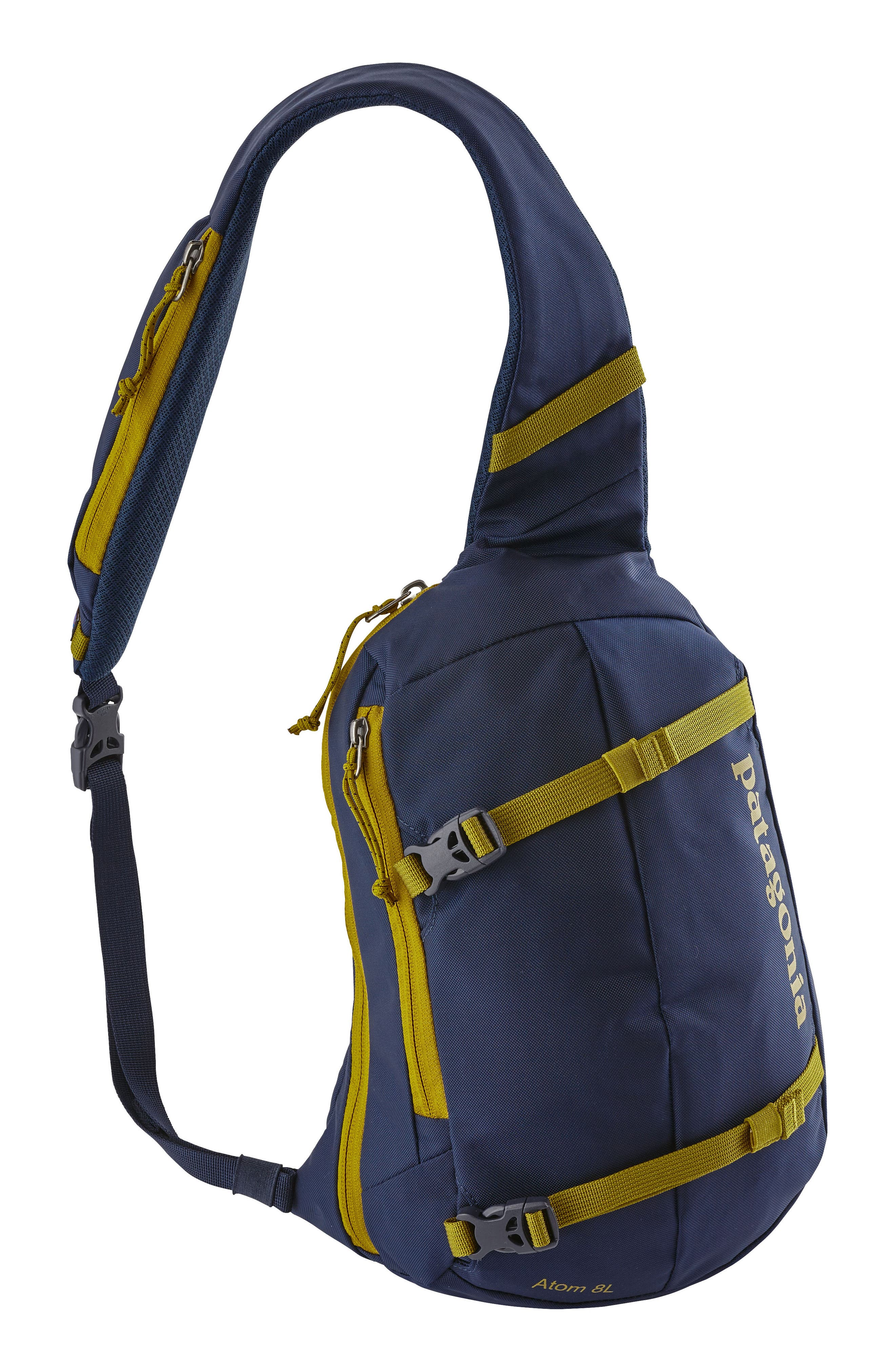 Atom 8L Sling Backpack,                             Main thumbnail 1, color,                             CNY CLASSIC NAVY